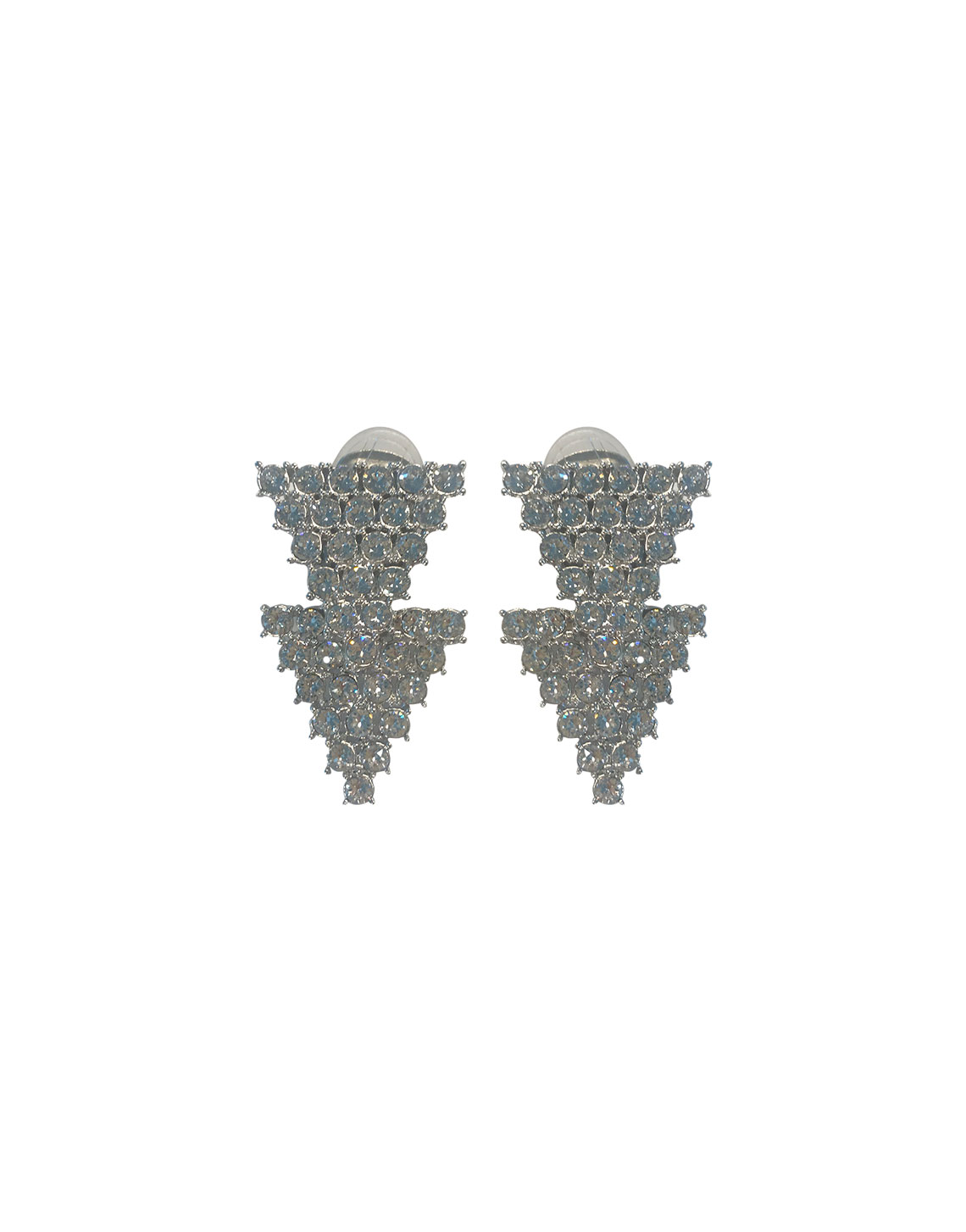 Triangle Lust - Earrings by Jessica K on curated-crowd.com