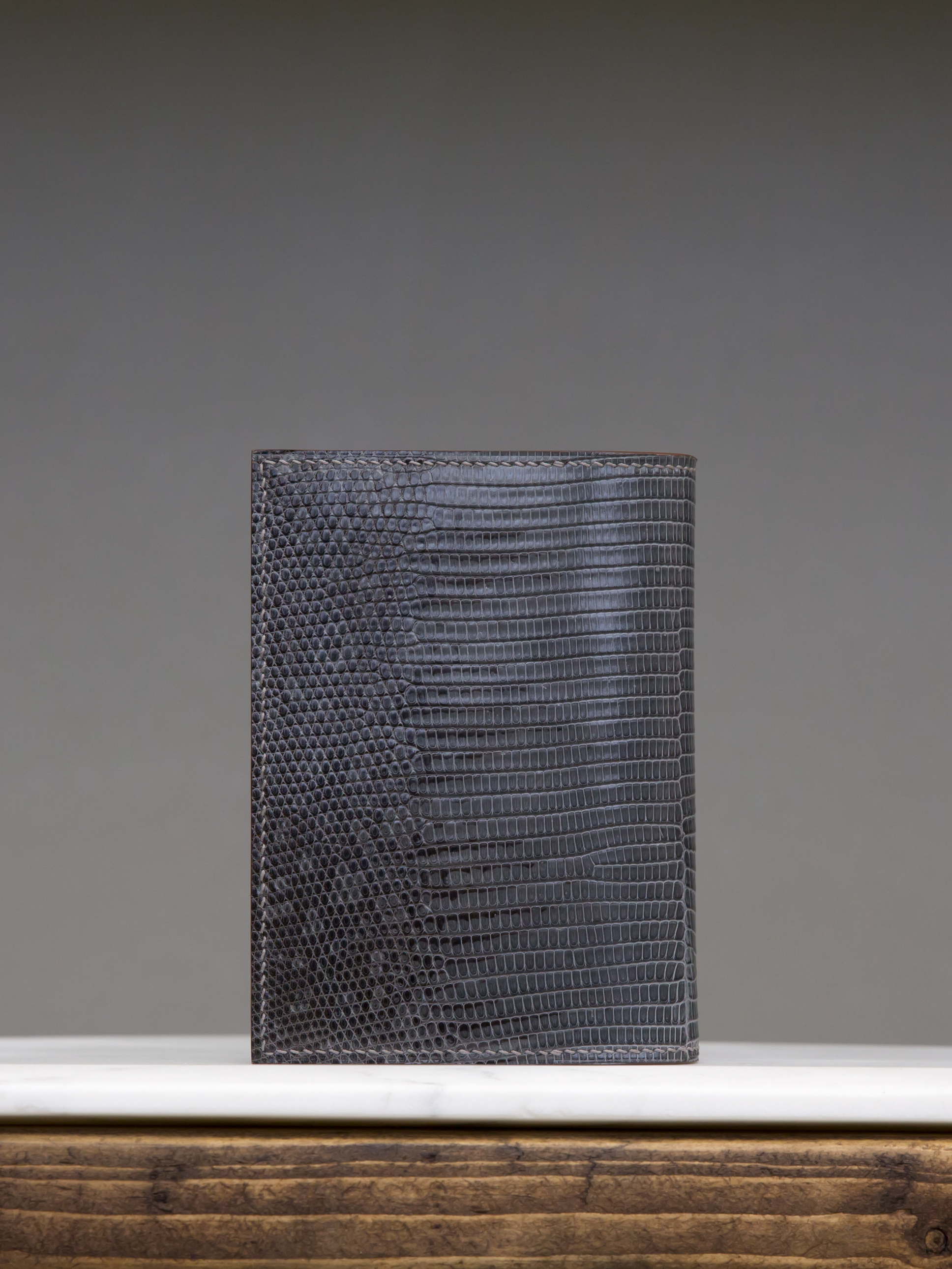 Passport Cover - Grey by Chance Mystère on curated-crowd.com