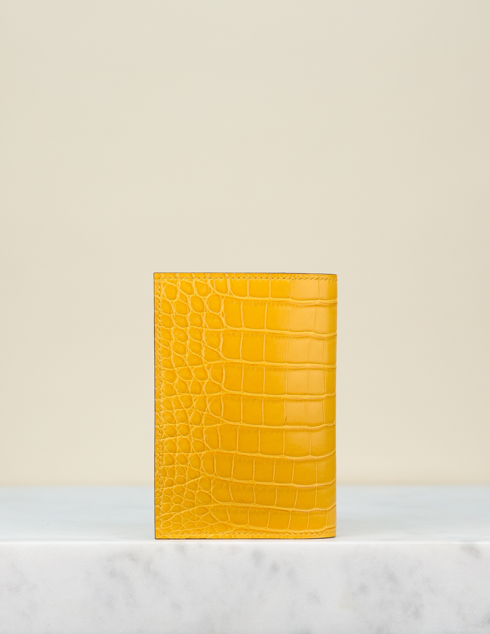 Passport Cover - Yellow by Chance Mystère on curated-crowd.com