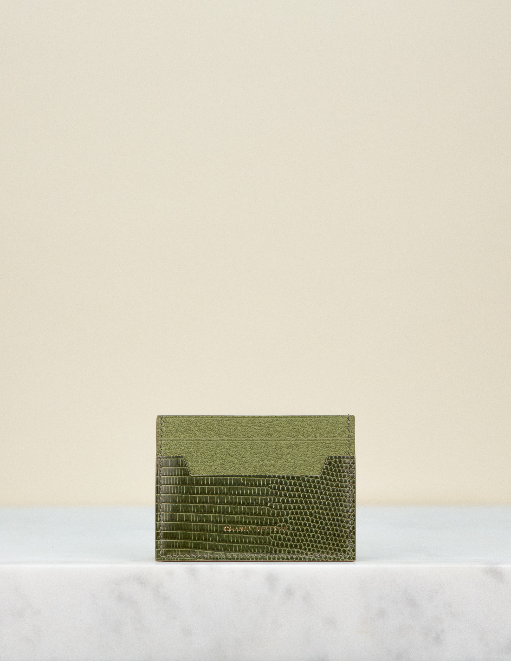Cardholder - Green by Chance Mystère on curated-crowd.com