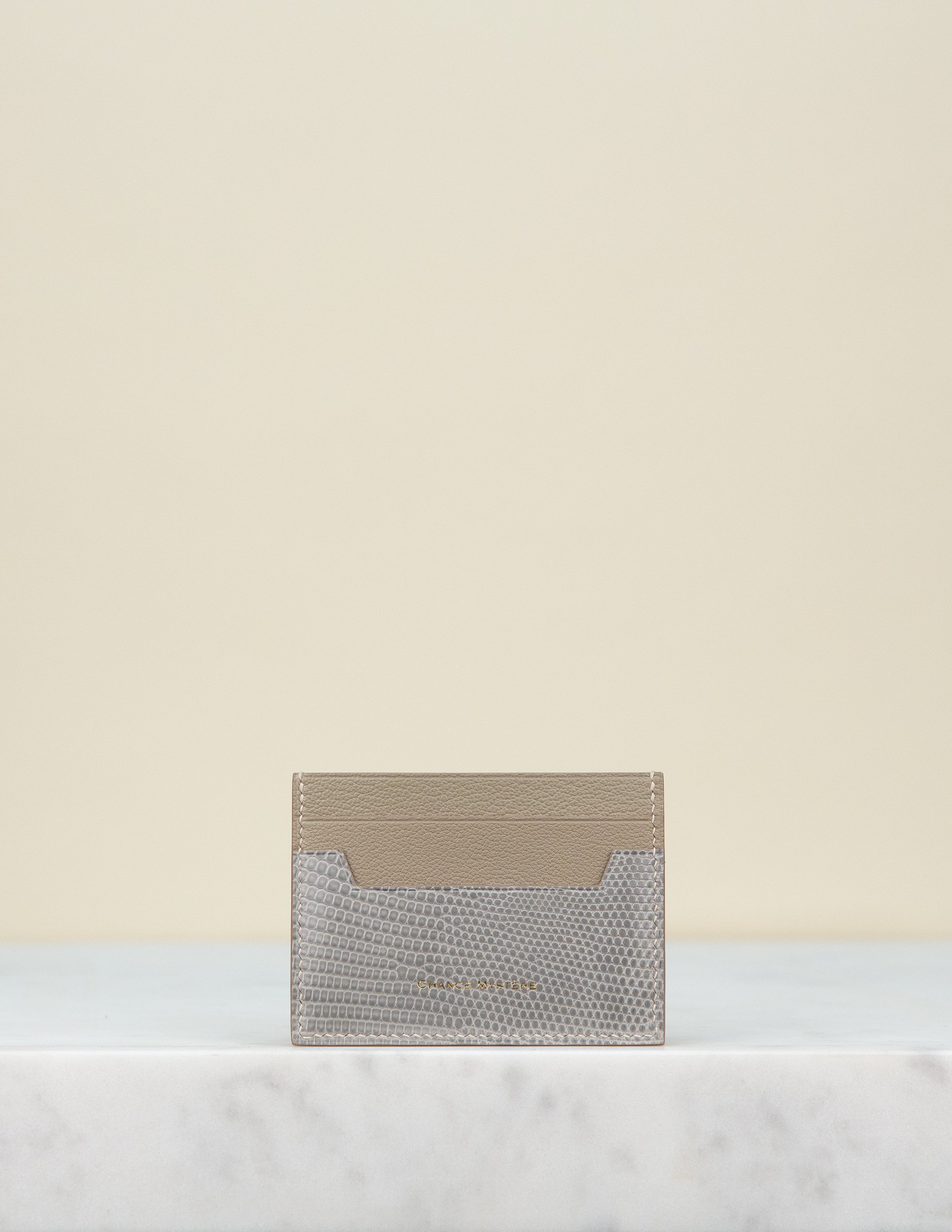 Cardholder - Grey by Chance Mystère on curated-crowd.com