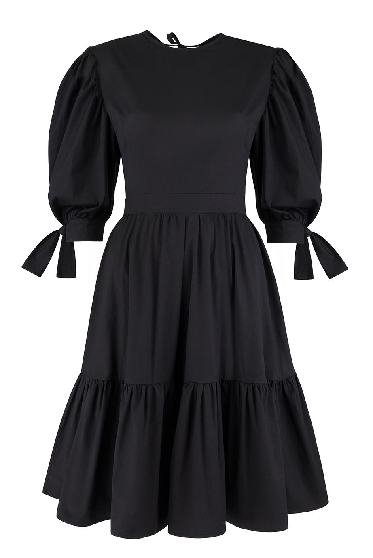 Caroline Dress by Monica Nera on curated-crowd.com