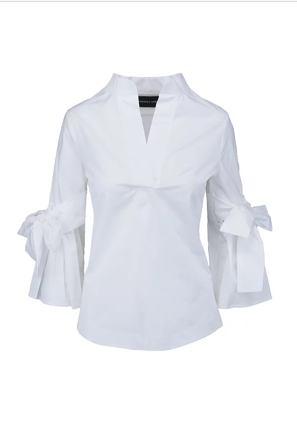 Viviane Shirt by Monica Nera on curated-crowd.com