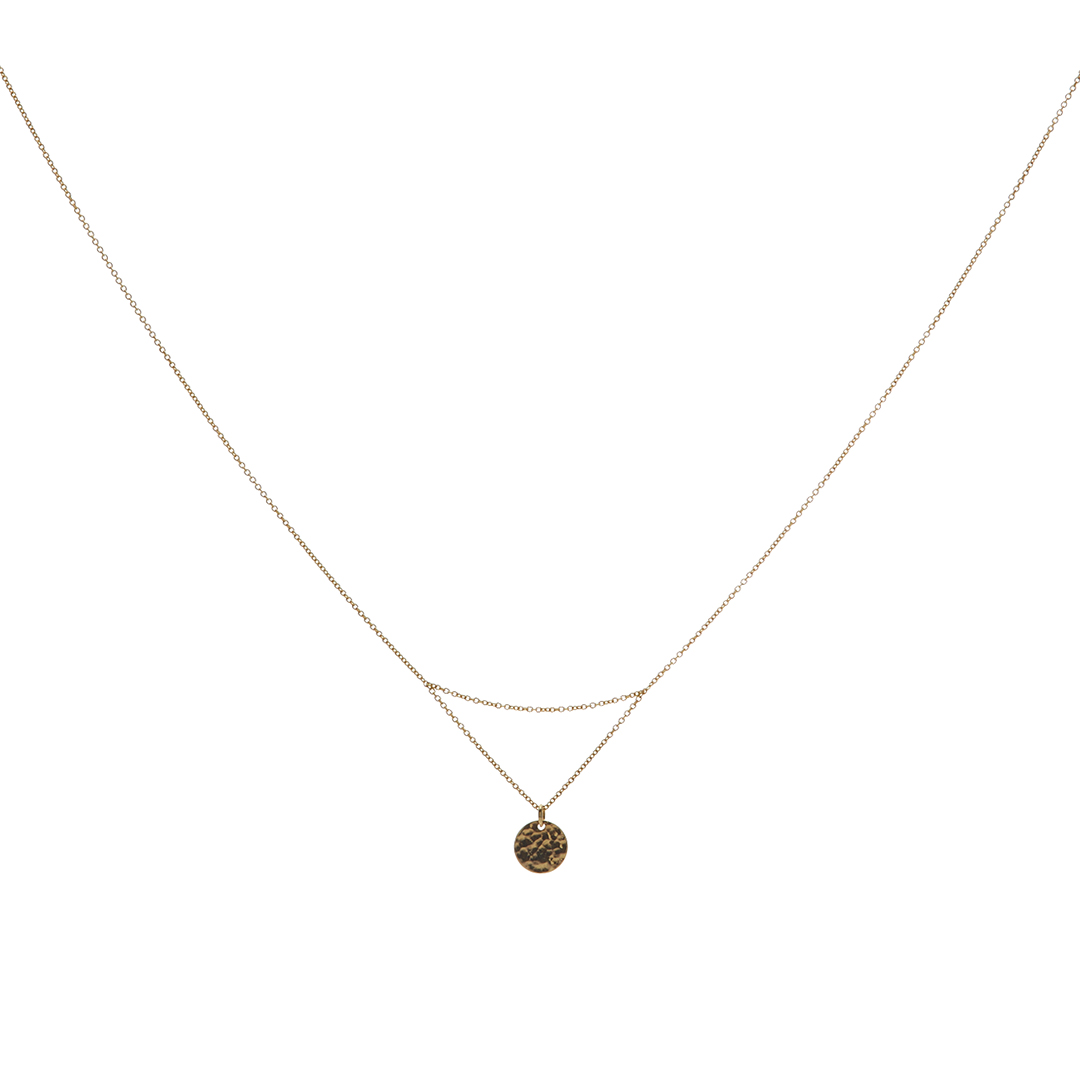 Matahari Necklace by The Straits Finery on curated-crowd.com