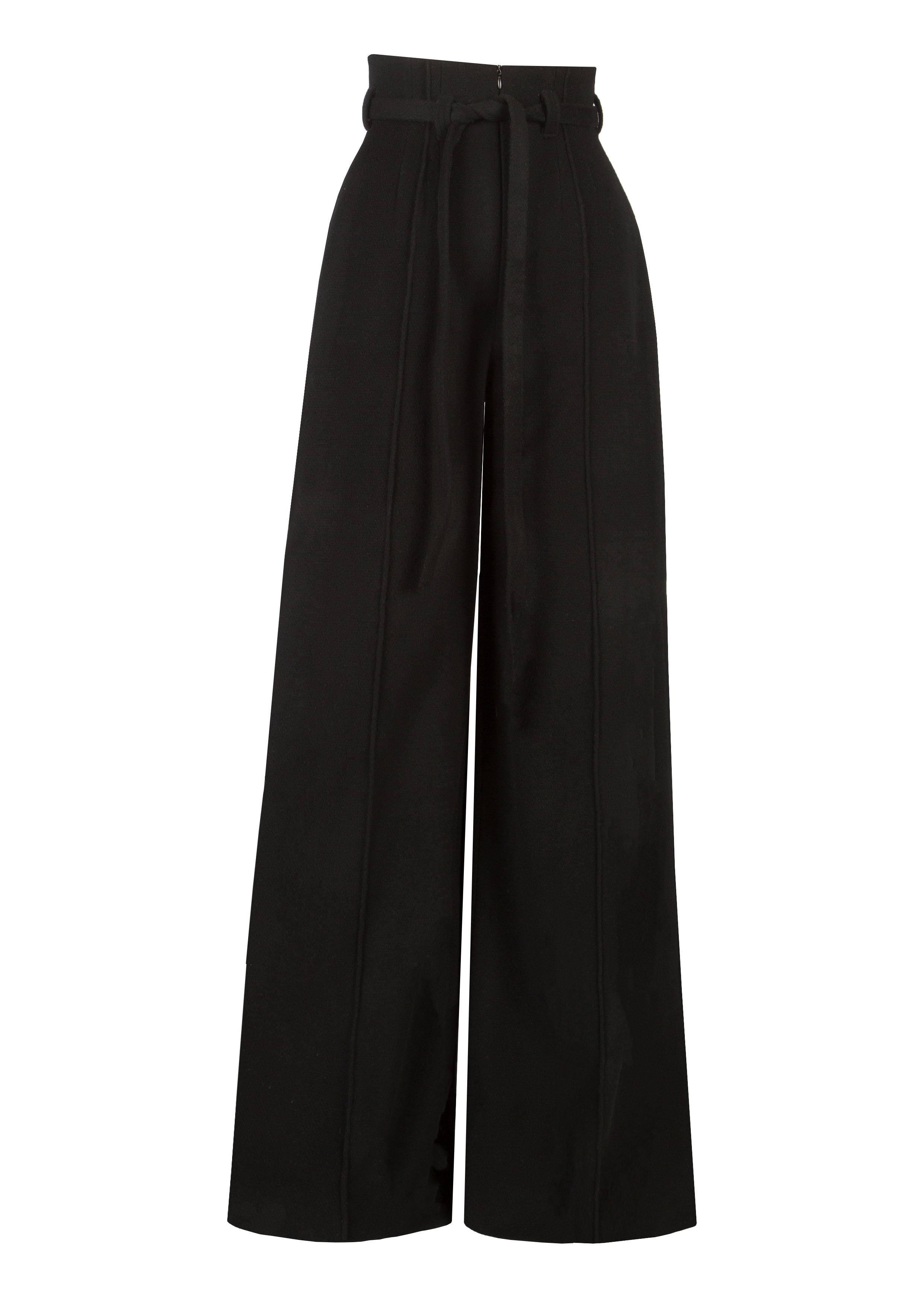 Cashmere Trouser by Diana Kimbayeva on curated-crowd.com
