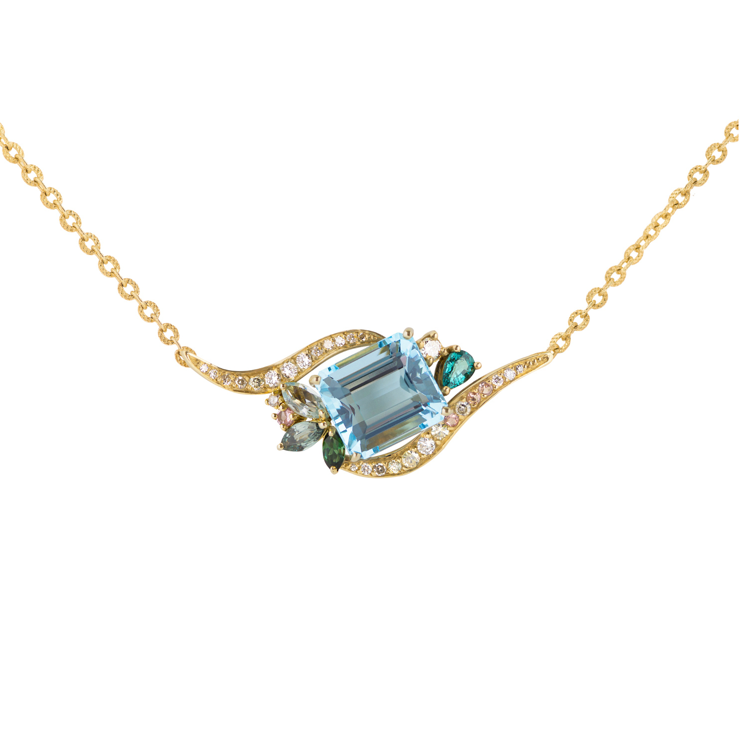 Exclusive - Phoenix Pendant by Daou Jewellery on curated-crowd.com