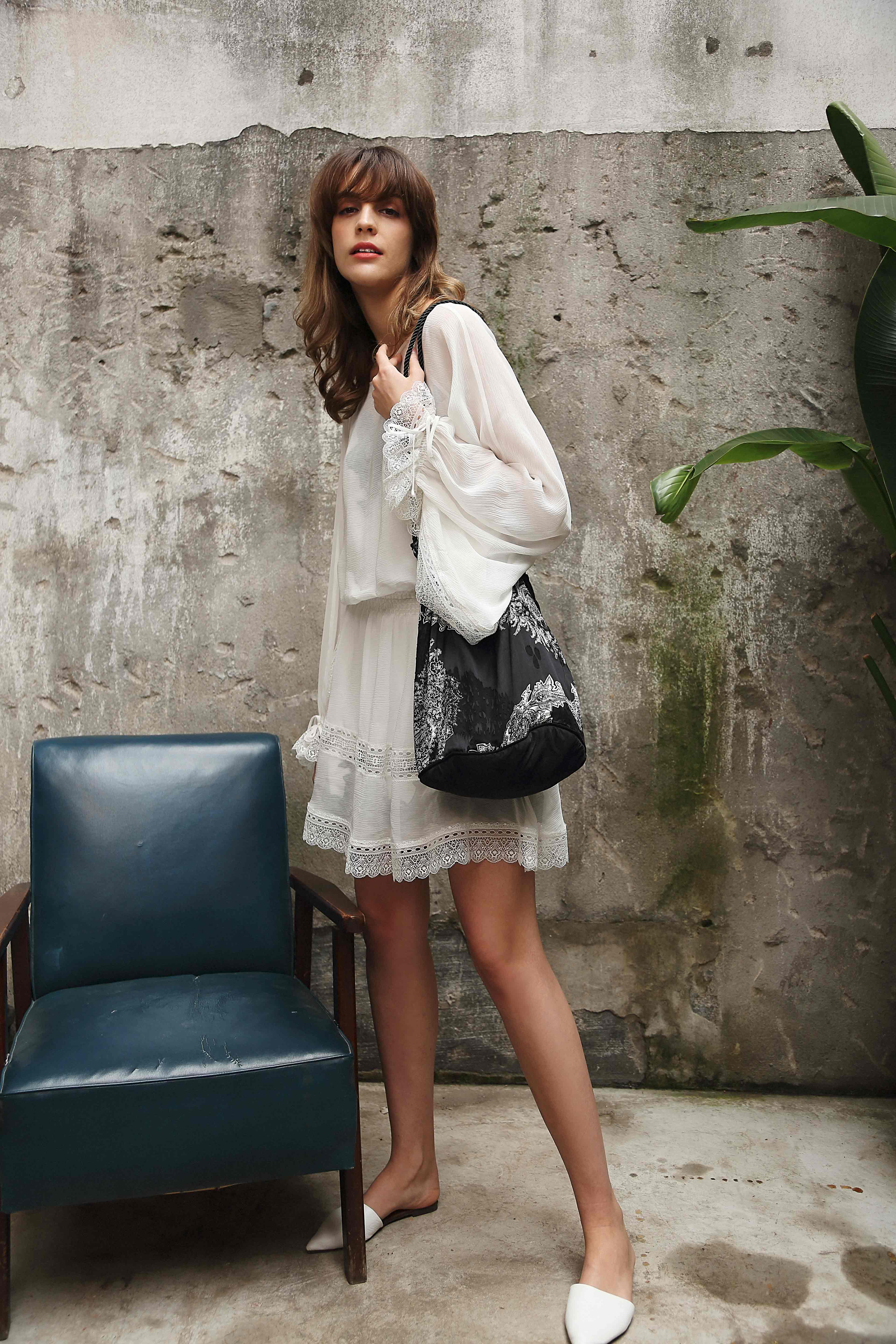 Silk Royal Bag by Lucia Berutto on curated-crowd.com