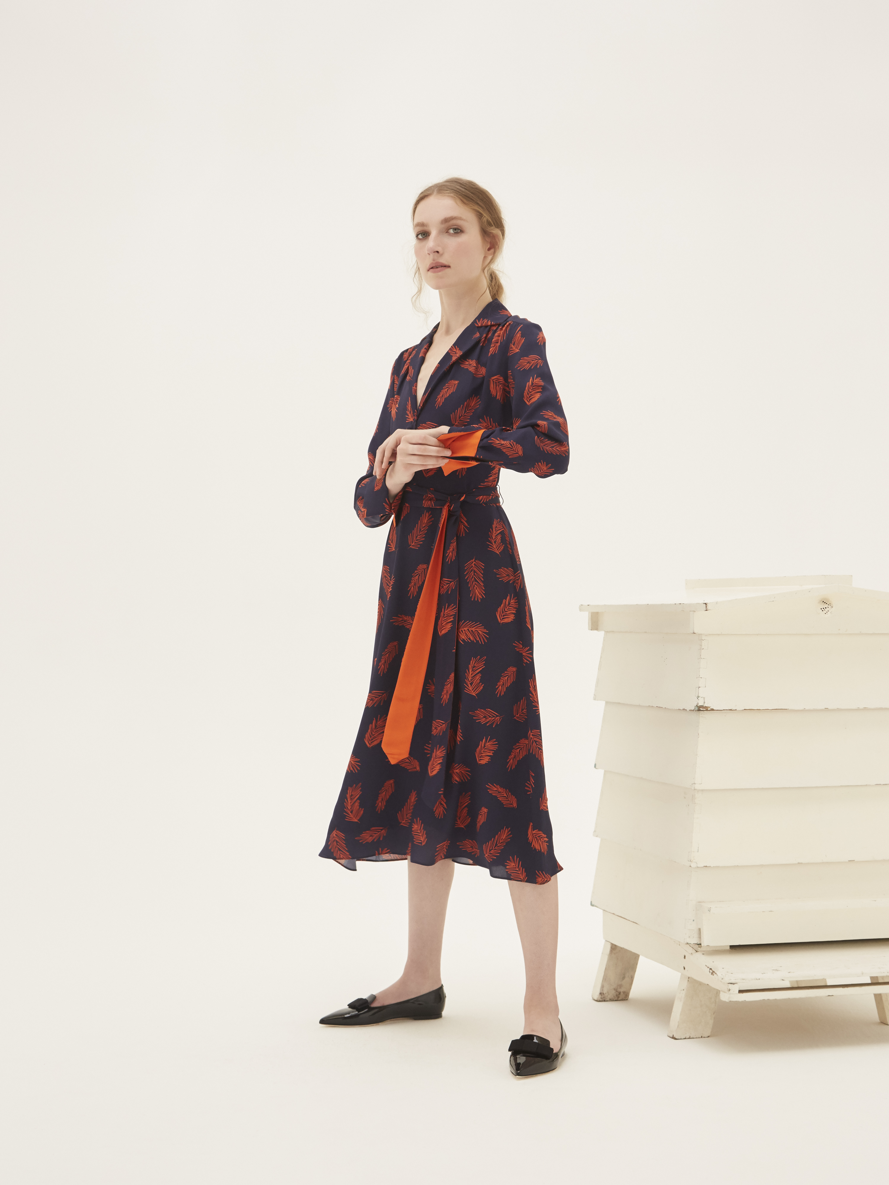 Setae Dress by Bozena Jankowska on curated-crowd.com