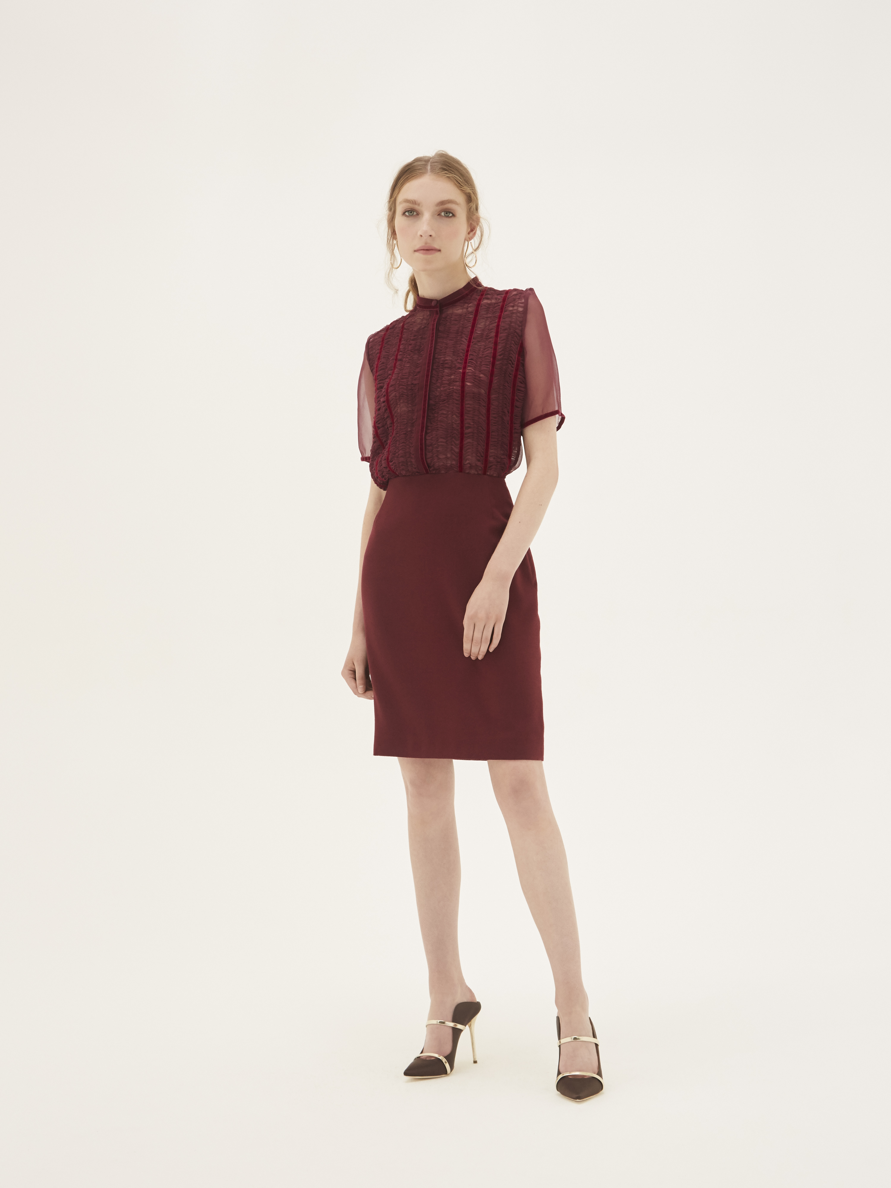 Orenda Dress by Bozena Jankowska on curated-crowd.com