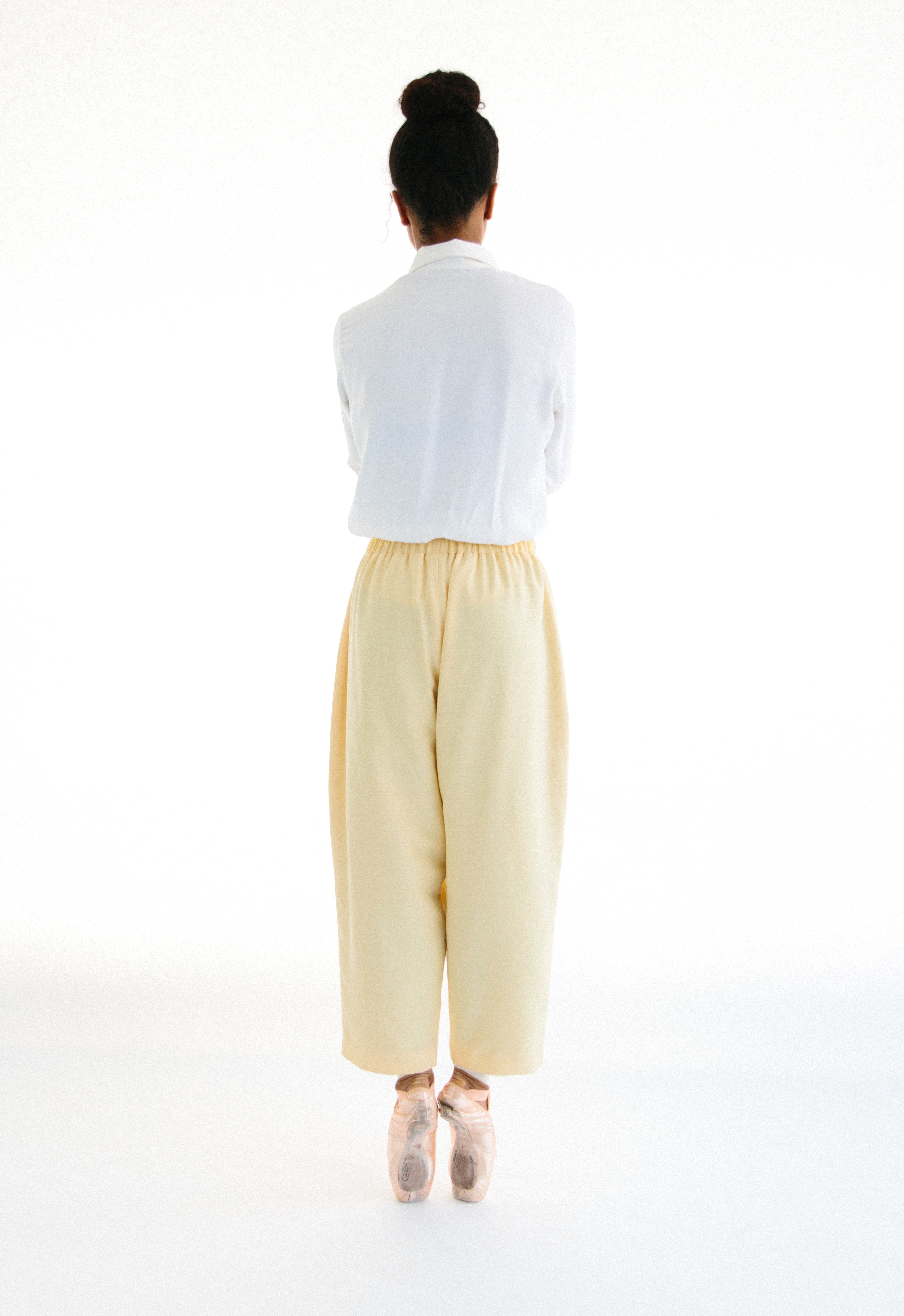 Leymoun Trouser by Mariam Alsibai on curated-crowd.com