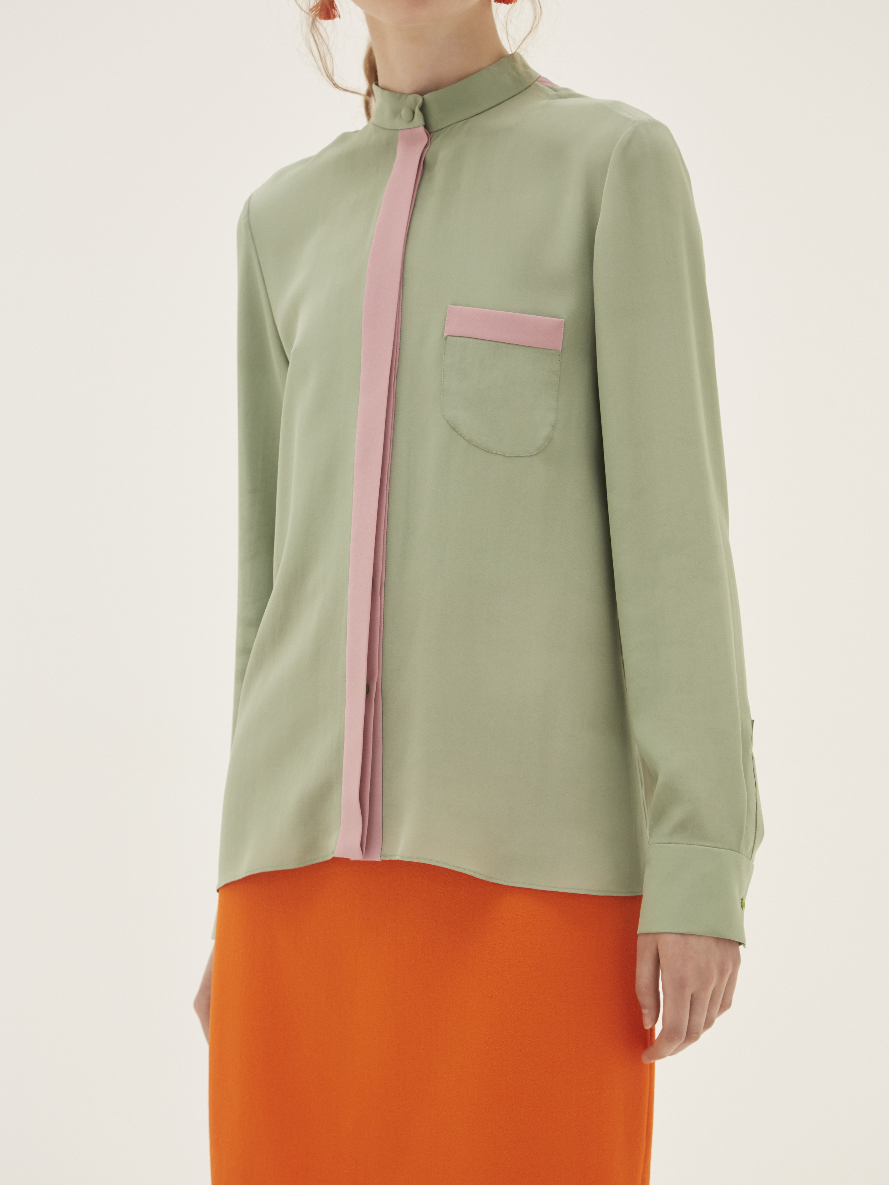 Honesty Blouse by Bozena Jankowska on curated-crowd.com