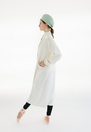 Lilly Dress Shirt by Mariam Alsibai on curated-crowd.com