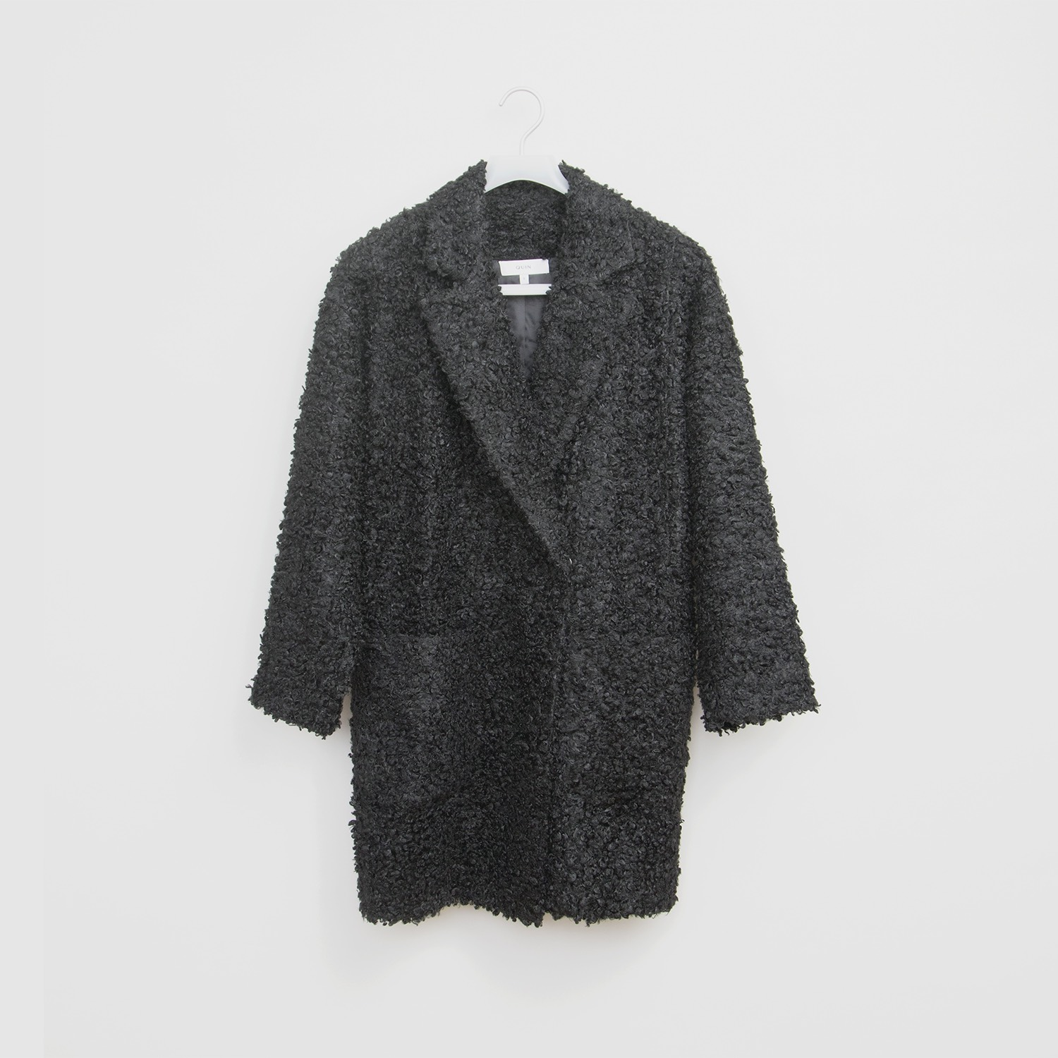 Olivia Oversized Coat by Quin on curated-crowd.com