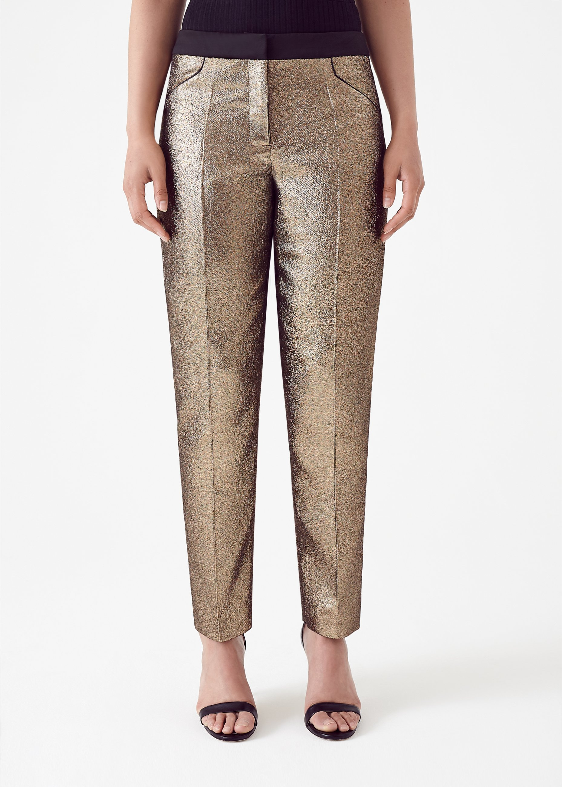 Aphrodite Trousers by Bozena Jankowska on curated-crowd.com