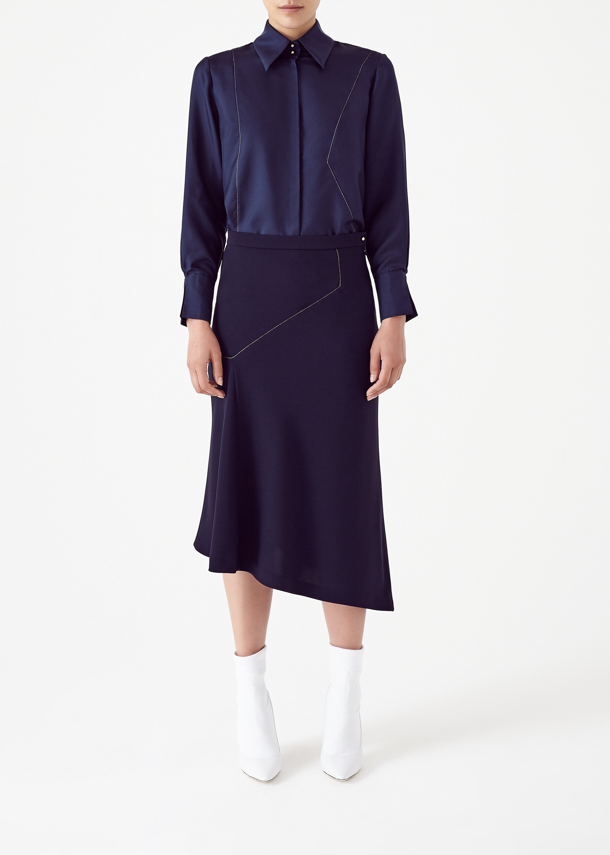 Lucinda Skirt by Bozena Jankowska on curated-crowd.com