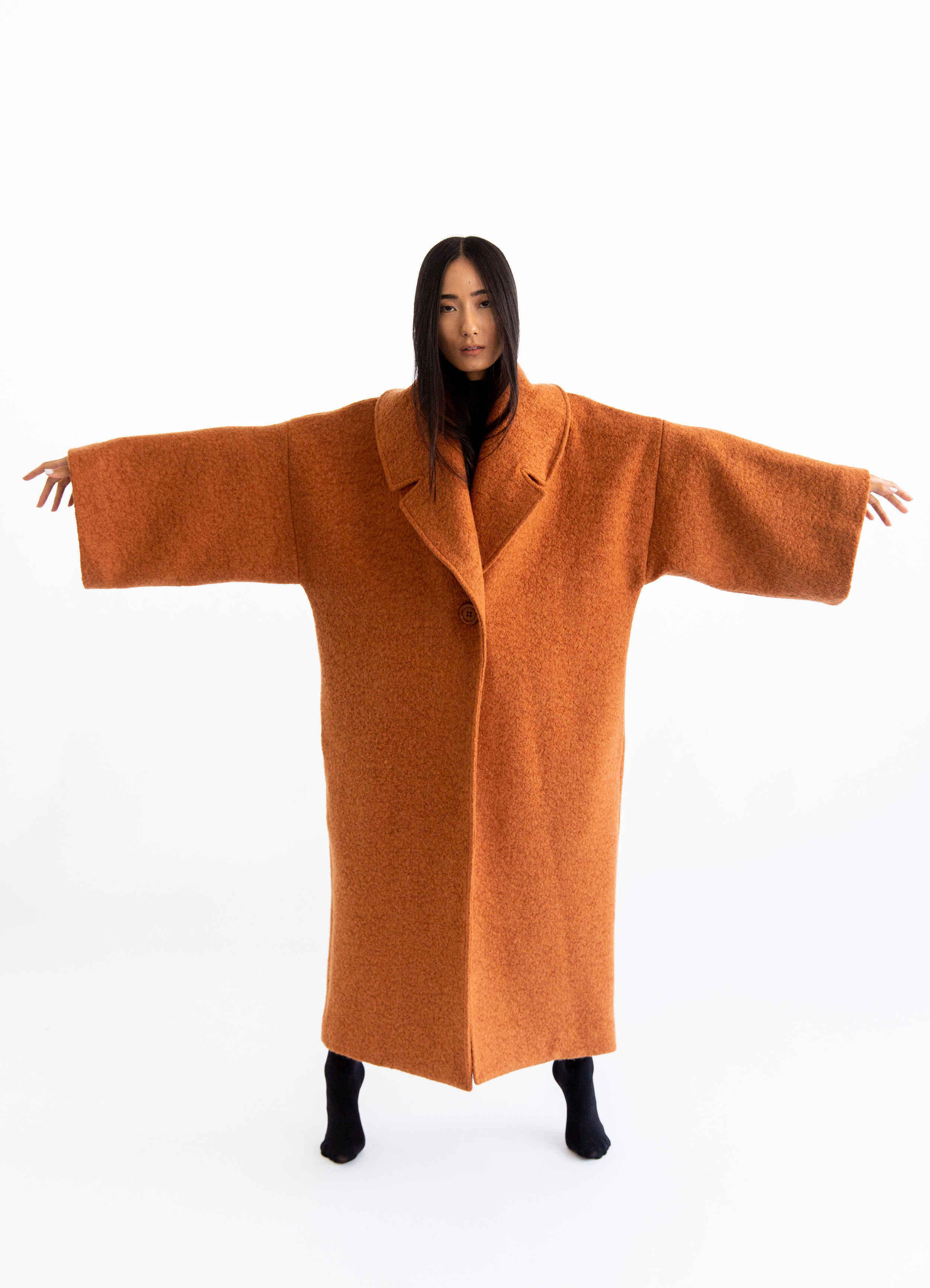 Chestnut Blanket by Mariam Alsibai on curated-crowd.com