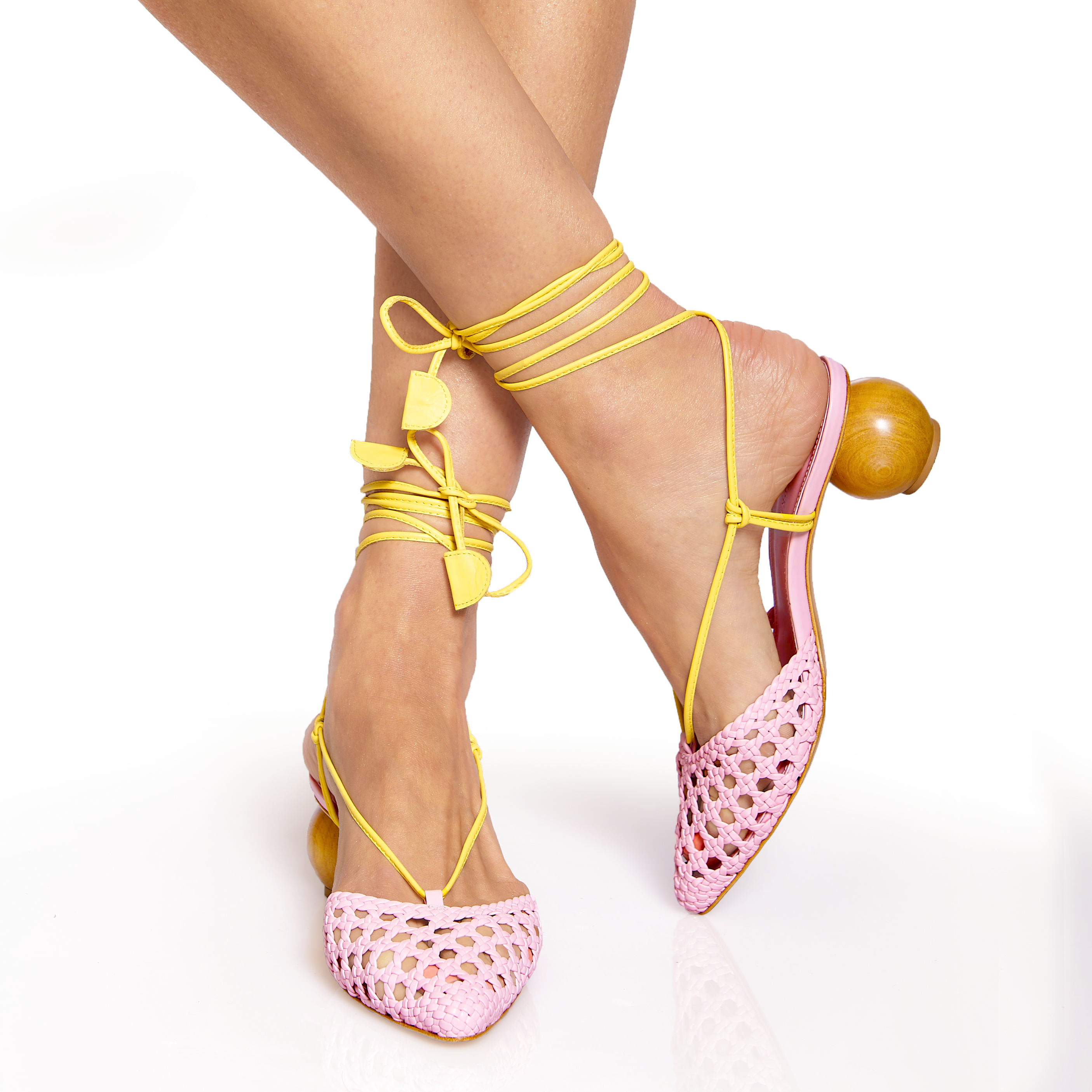 YOYO (Pink/Yellow) by Dondoks on curated-crowd.com