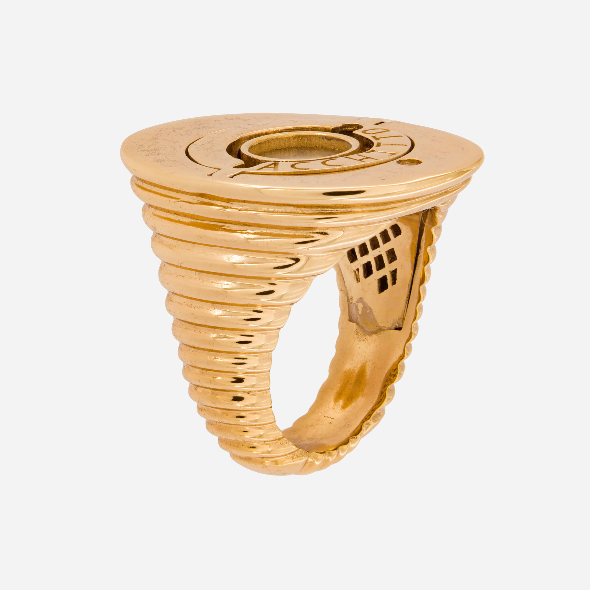 Obiter Ring by Acchitto on curated-crowd.com