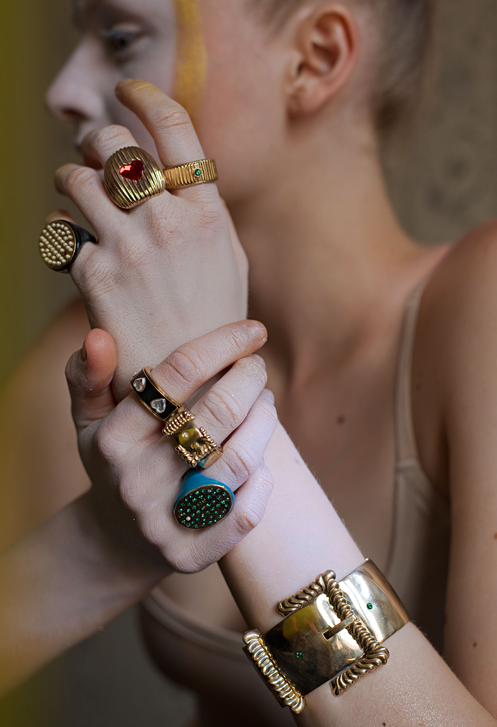 Armilla Bracelet by Acchitto on curated-crowd.com