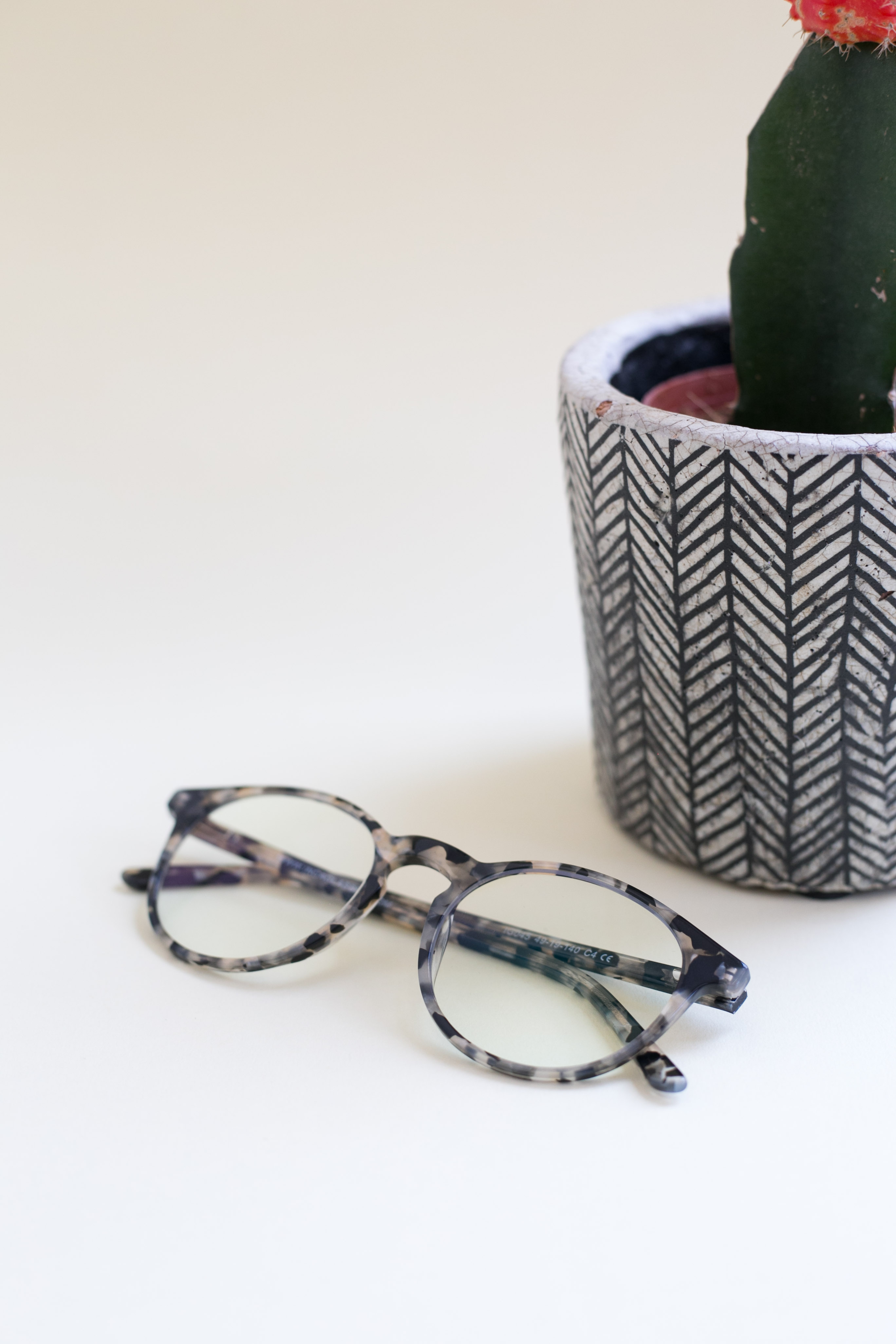 Grey Tortoiseshell INCA Classics by Inca Glasses on curated-crowd.com