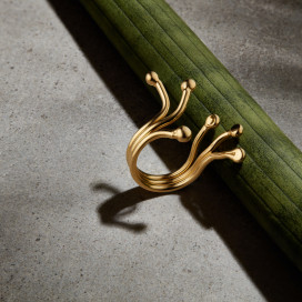 Medusa Ring by Jill Hopkins Jewellery on curated-crowd.com