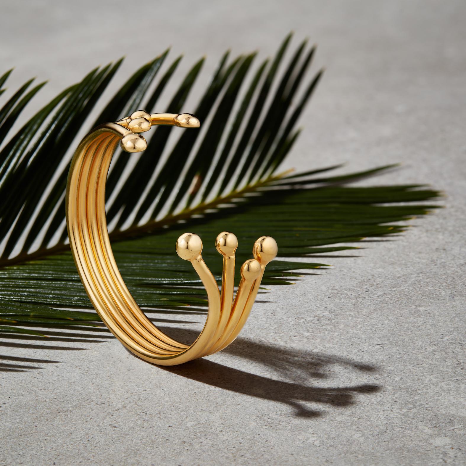 Medusa Bracelet by Jill Hopkins Jewellery on curated-crowd.com