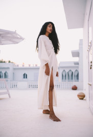 Sayulita Dress by A Perfect Nomad on curated-crowd.com