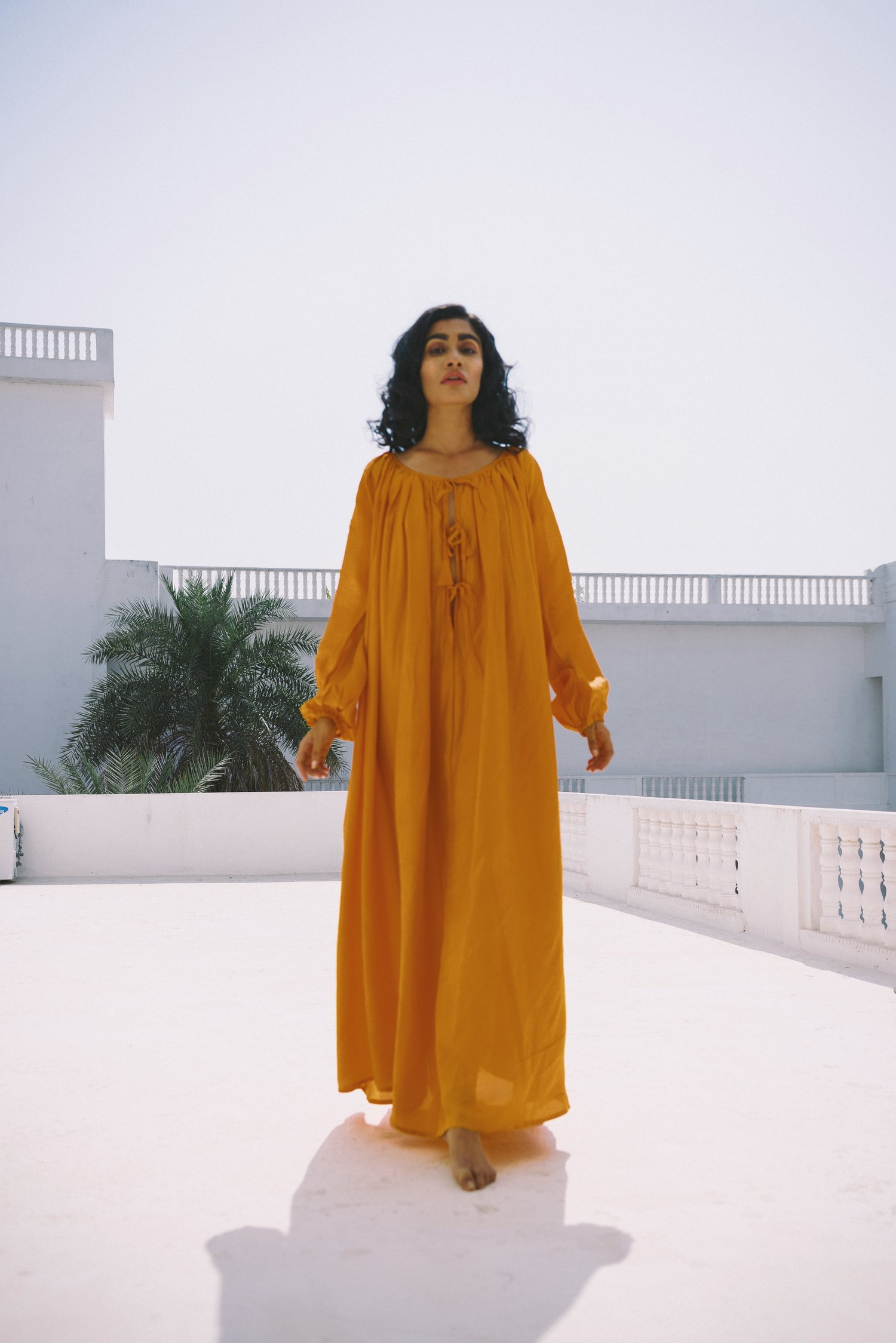 Odyssey Silk Dress by A Perfect Nomad on curated-crowd.com