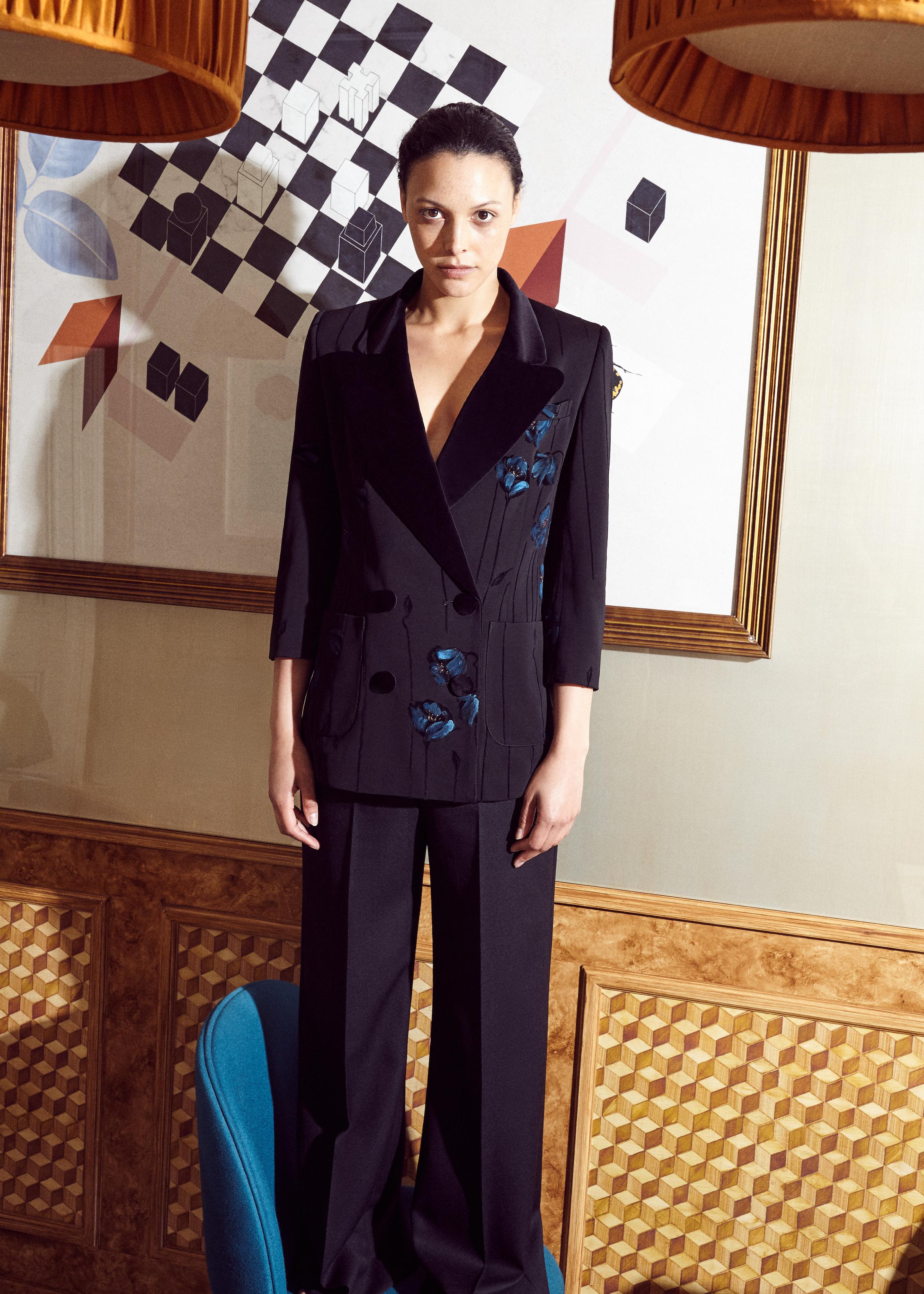 Anise Jacket by Bozena Jankowska on curated-crowd.com