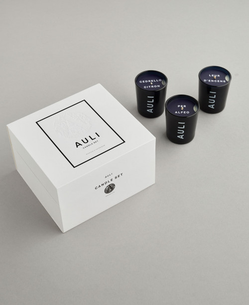 Candle Set by Auli London on curated-crowd.com