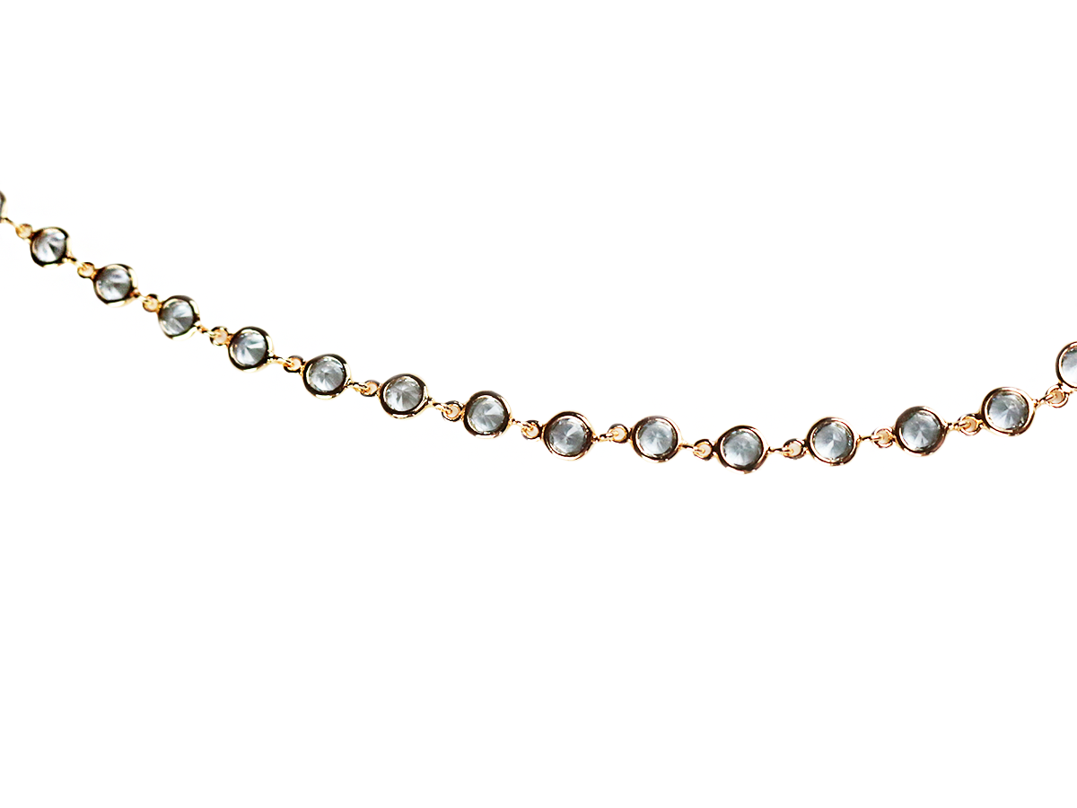 Sangria Necklace by Lalou London on curated-crowd.com