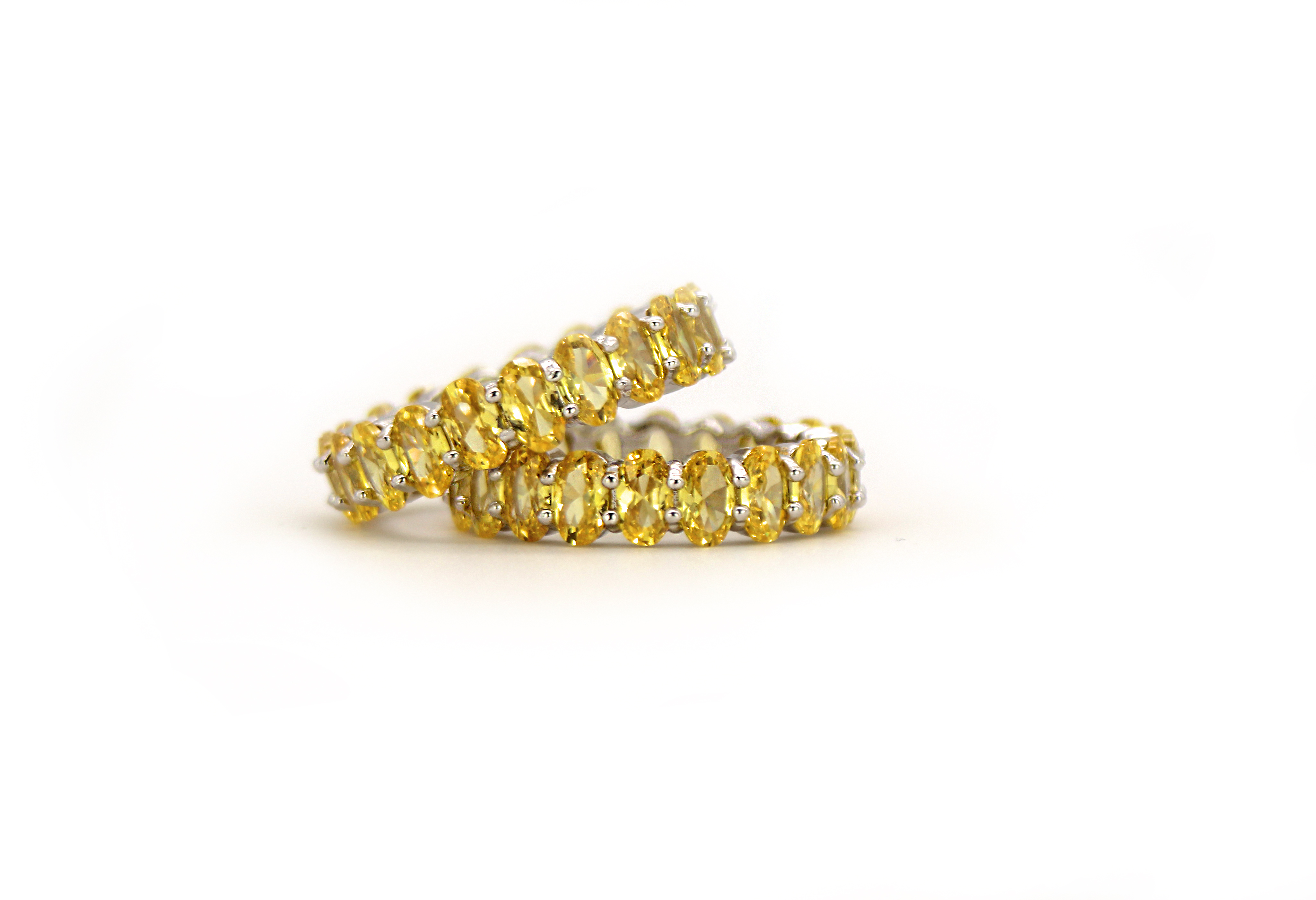 Le Safran Ring by Lalou London on curated-crowd.com