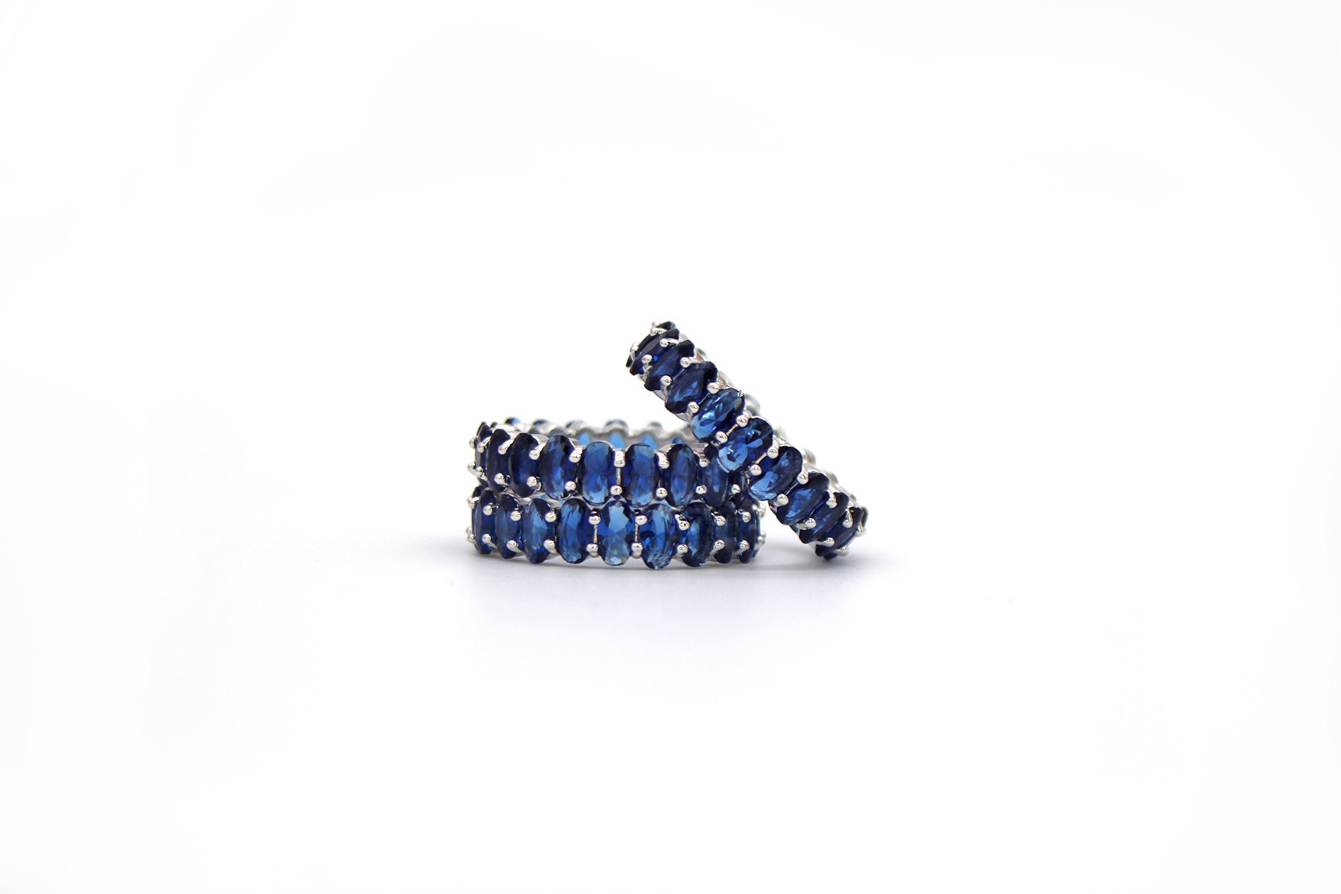 L'Hortensia Ring by Lalou London on curated-crowd.com