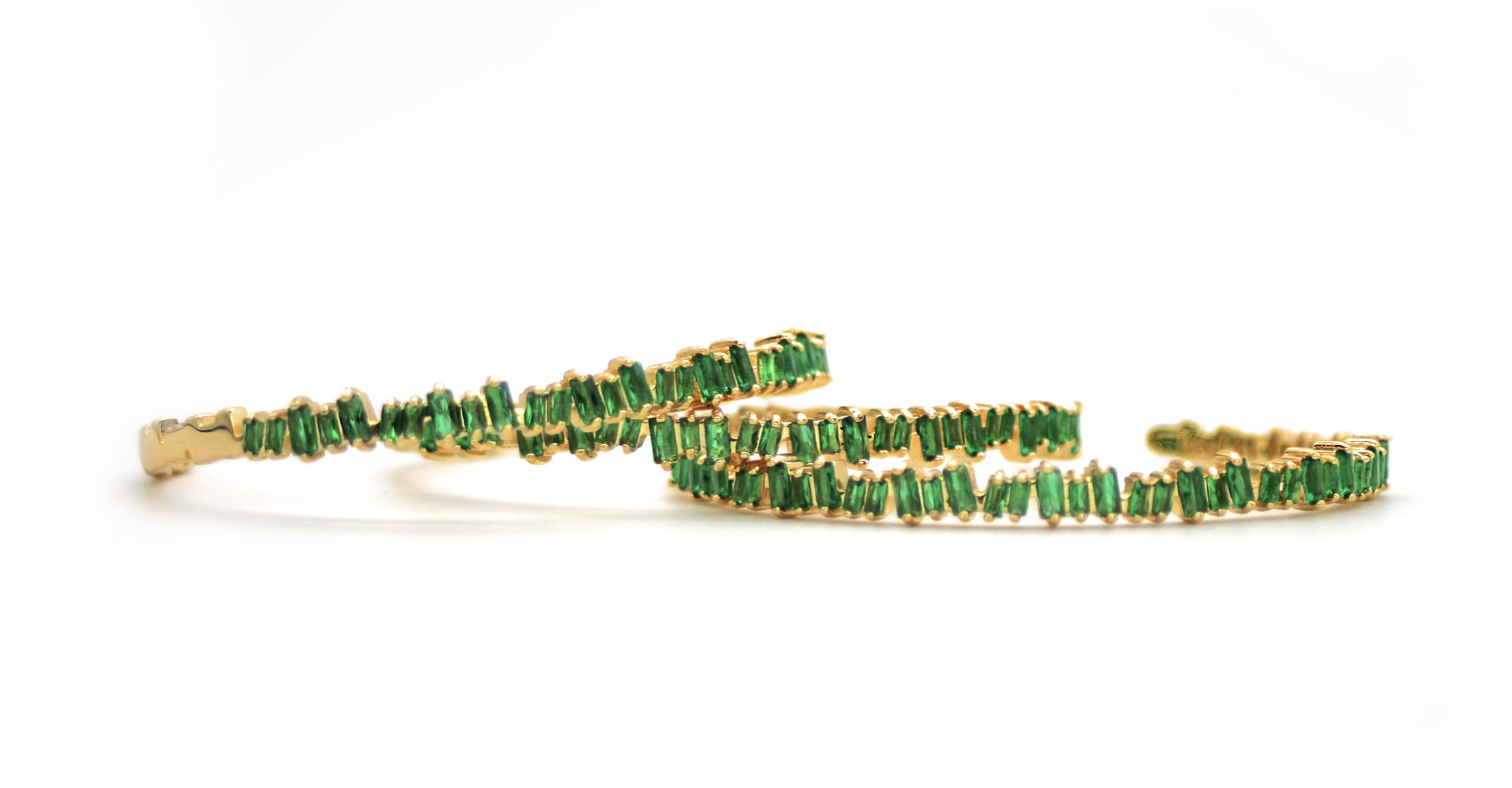 Jardin D'Amour Bracelet by Lalou London on curated-crowd.com