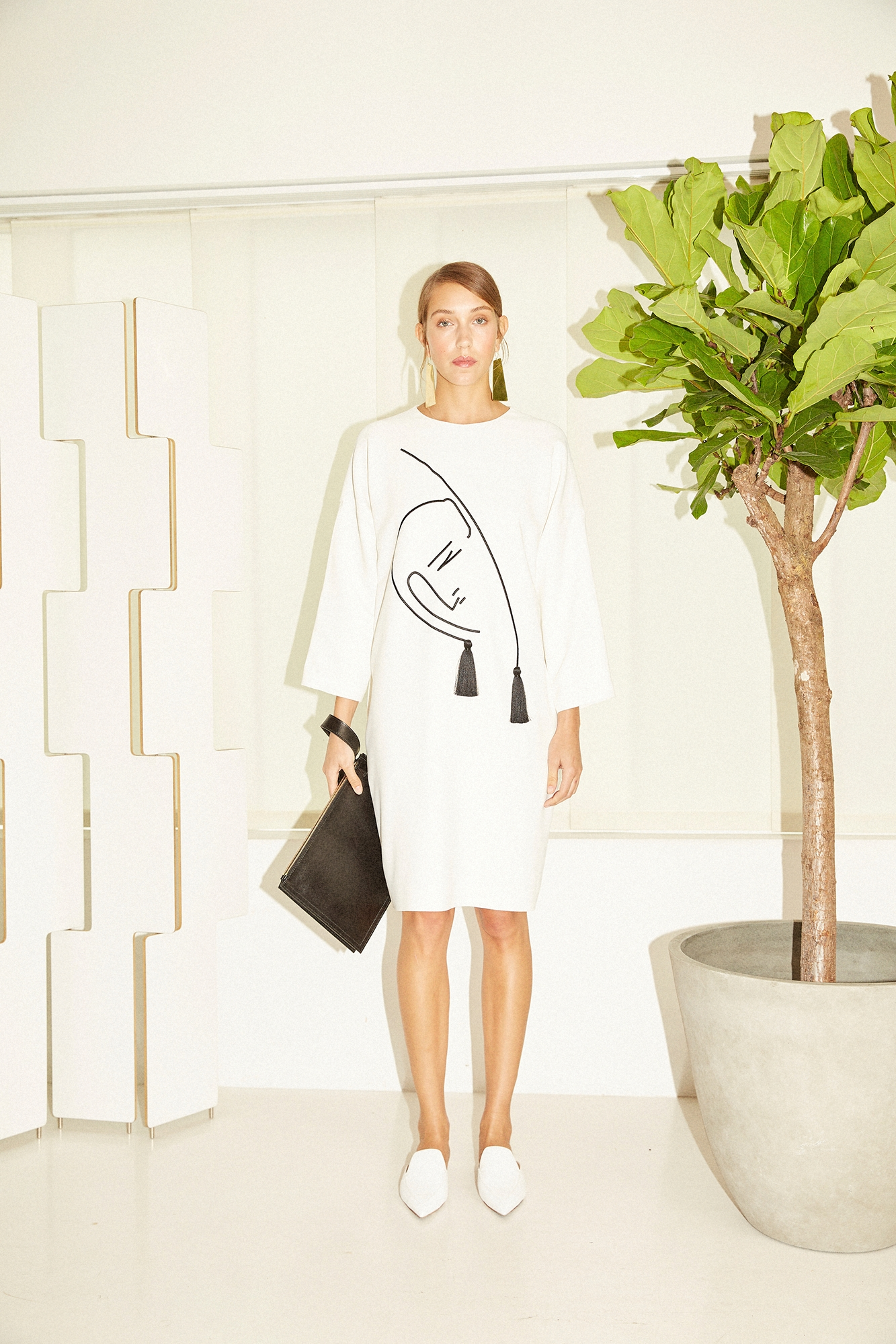 Willow Dress by Podeny on curated-crowd.com