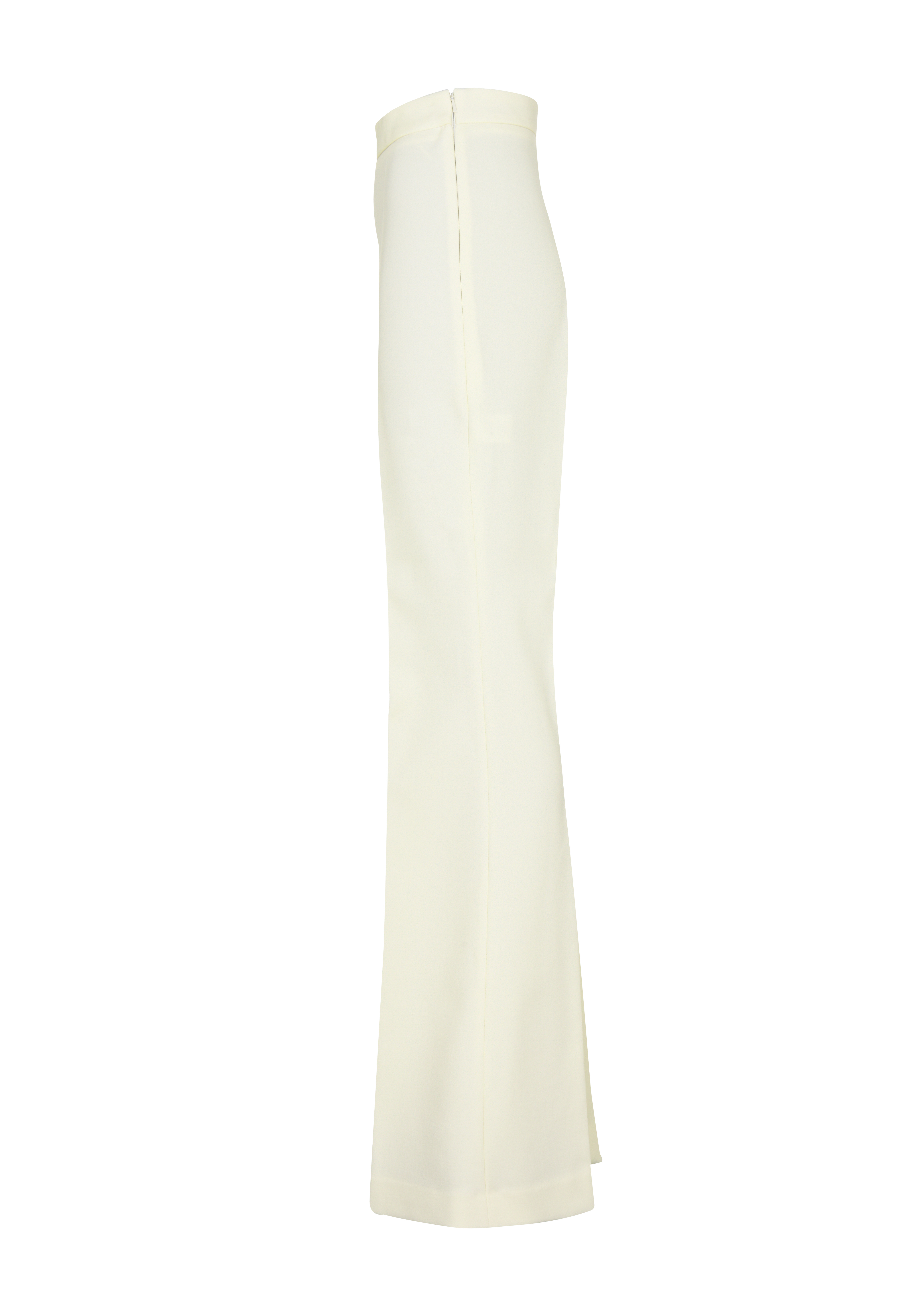 Margot Trouser - Cream by Podeny on curated-crowd.com