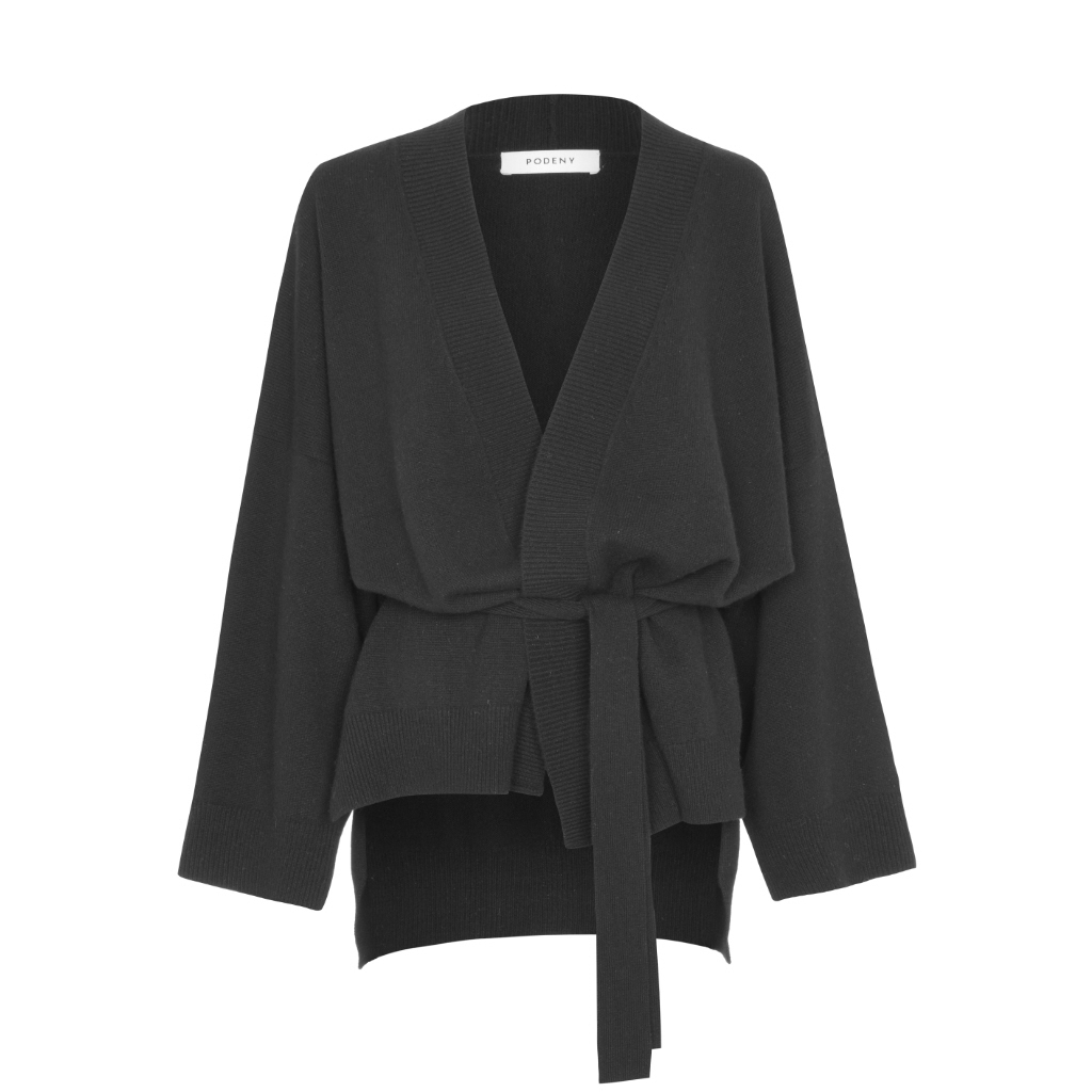 Odette Cashmere Wrap by Podeny on curated-crowd.com