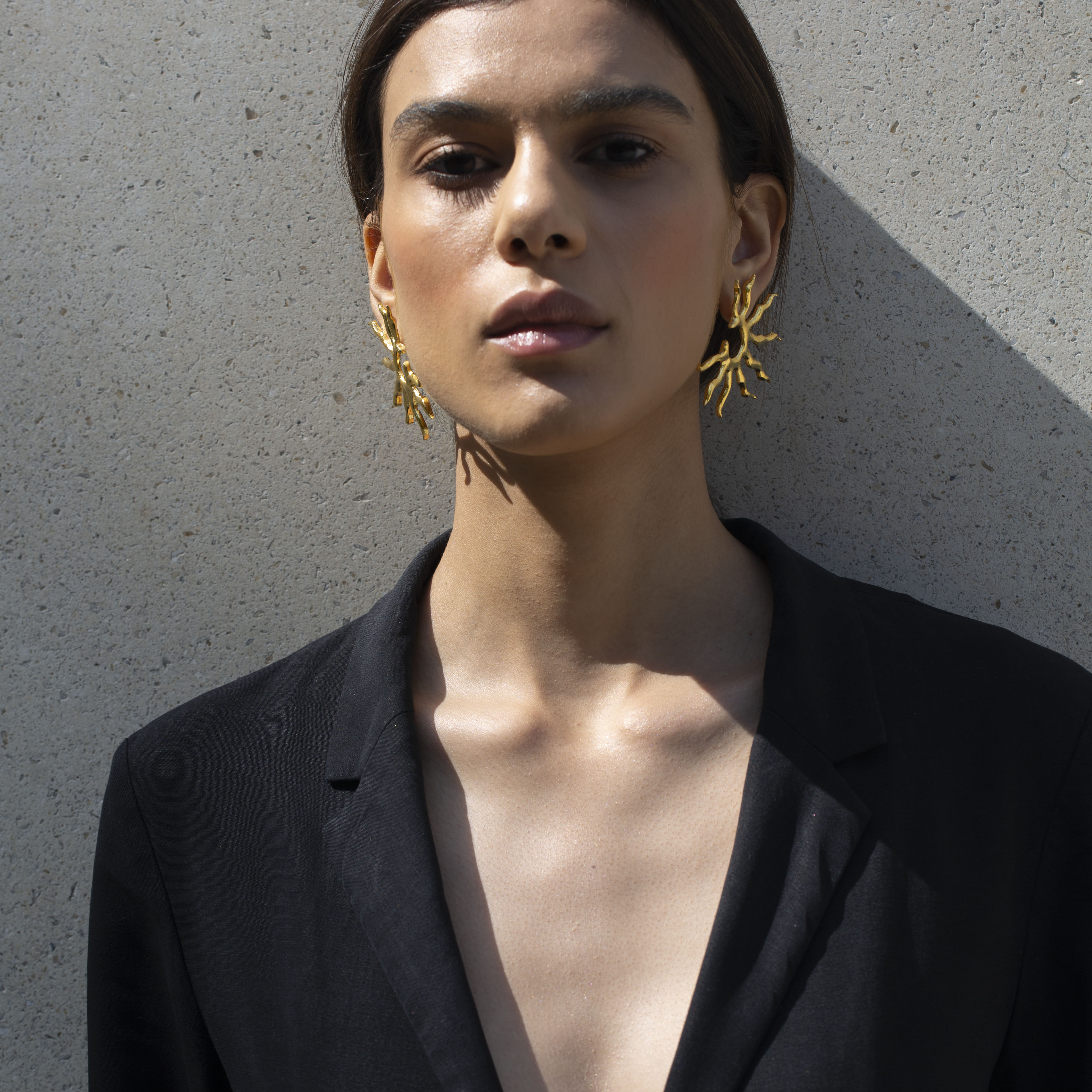 Sunshine Earrings by Lynyer on curated-crowd.com