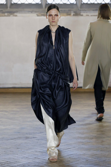 Scarf Suspended Dress by Sharon Wauchob on curated-crowd.com