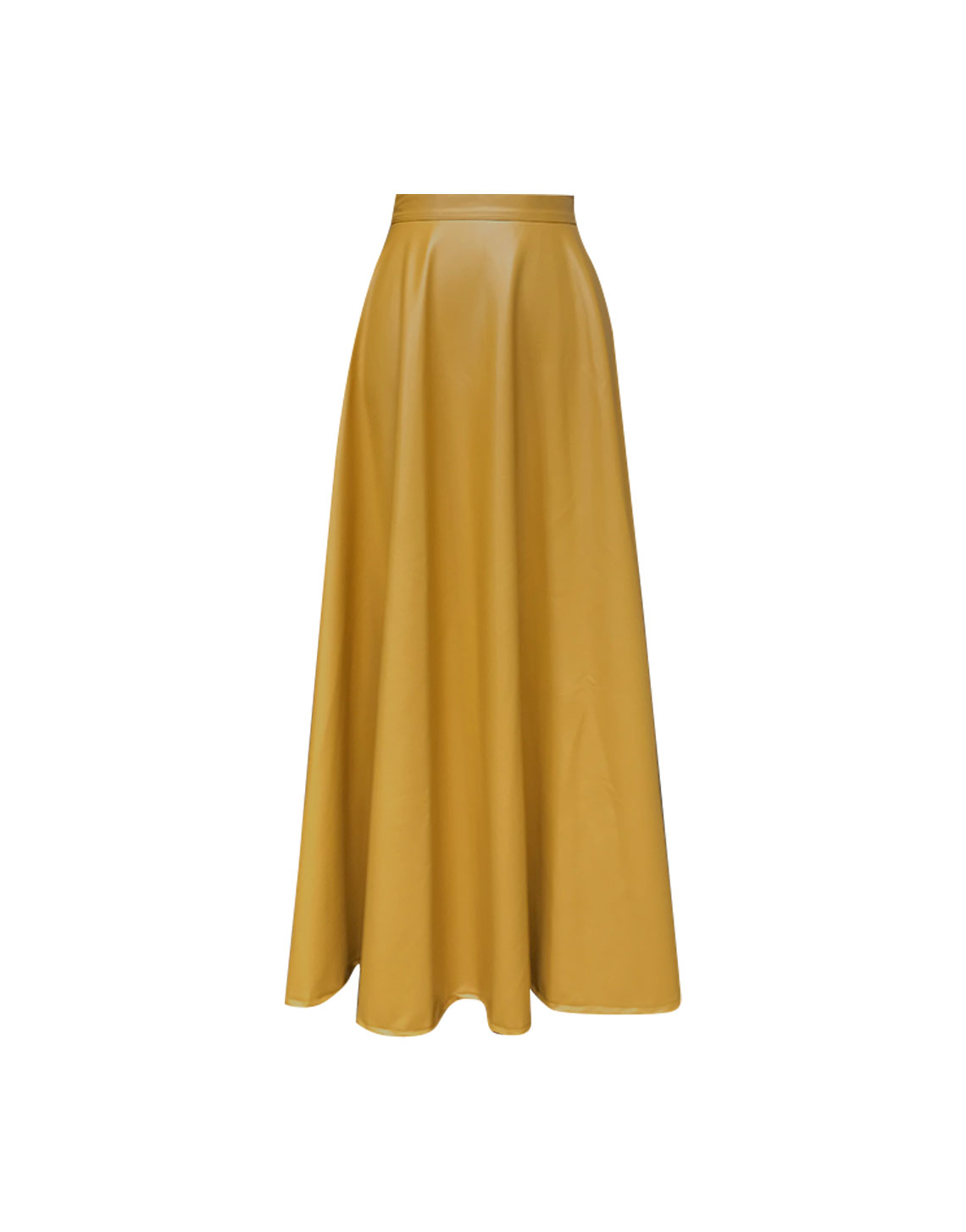 New Hibiscus Skirt - Yellow by Jessica K on curated-crowd.com