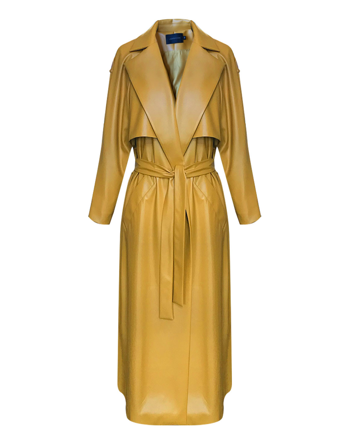 Hermosa Trench - Yellow by Jessica K on curated-crowd.com