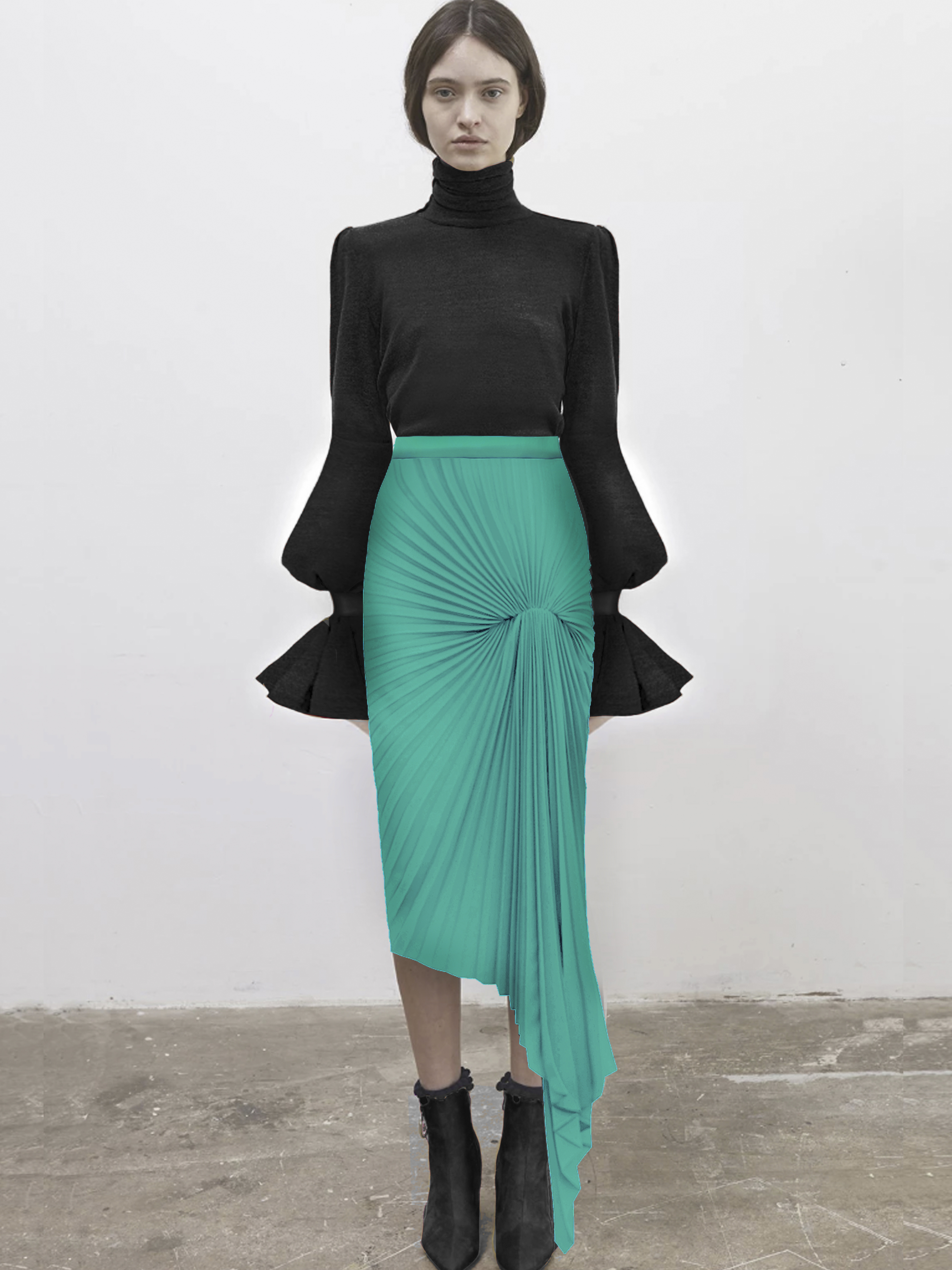 Dazed Skirt by Georgia Hardinge on curated-crowd.com