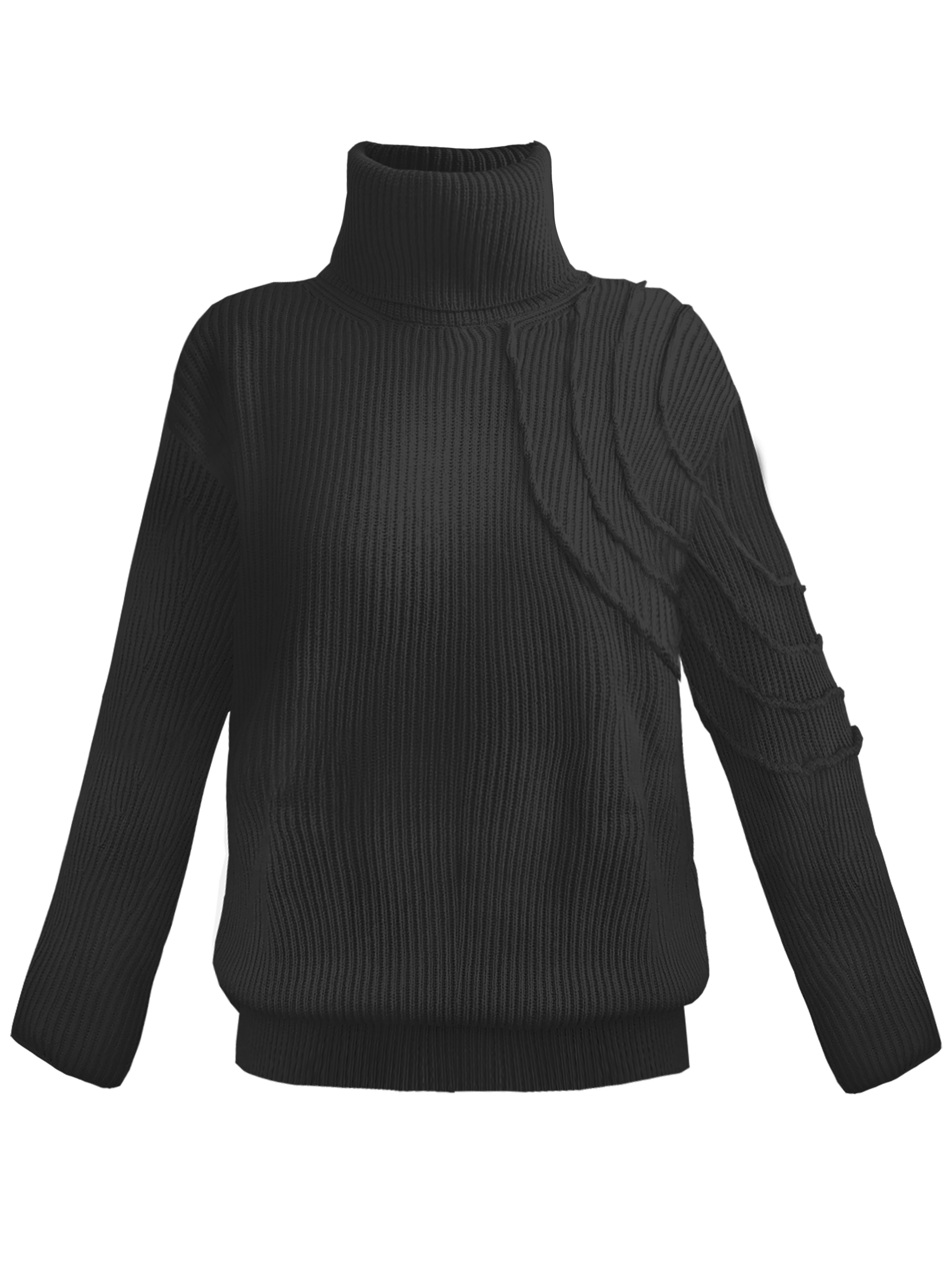 Lucid Turtleneck by Georgia Hardinge on curated-crowd.com
