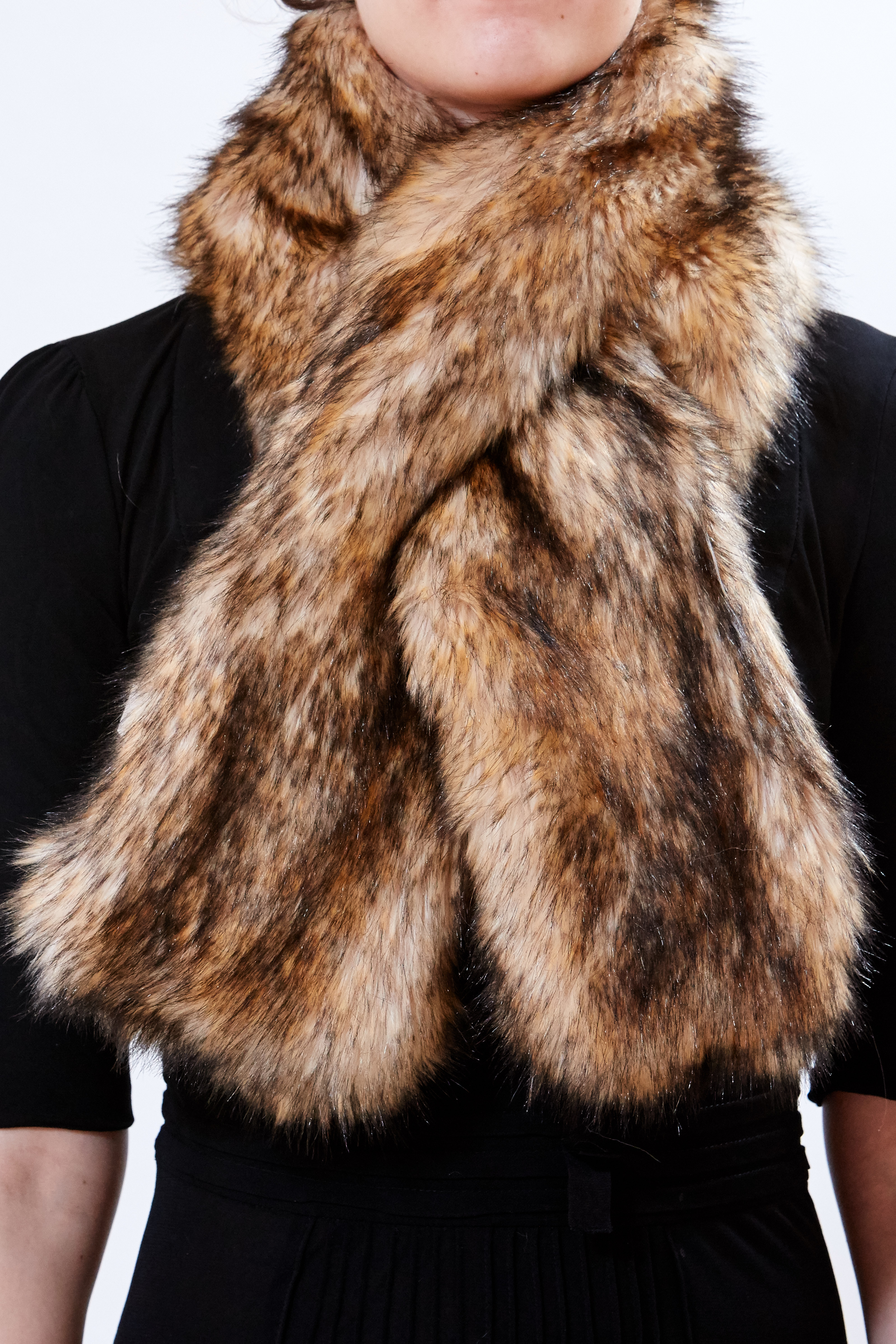 Scarf - Coyote by Maison Atia on curated-crowd.com
