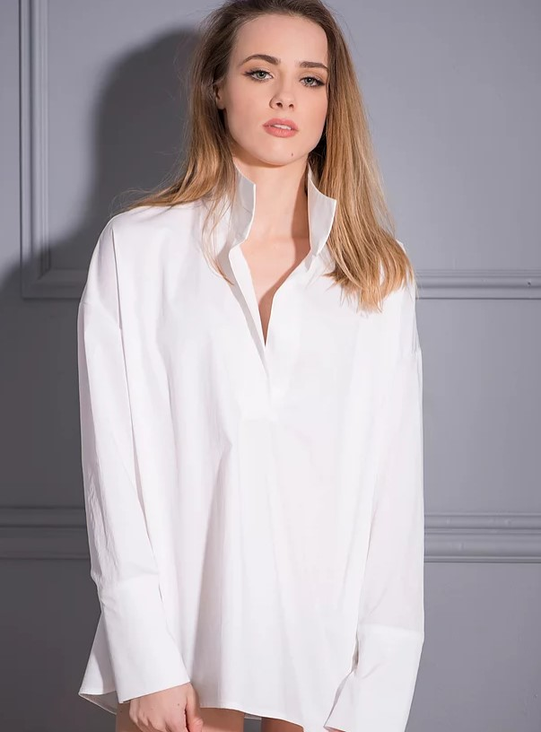 Grace Shirt by Monica Nera on curated-crowd.com