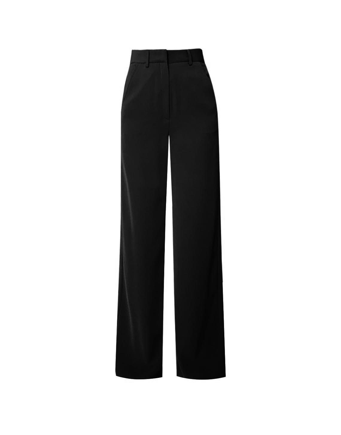 Caspien Pants - Black by Jessica K on curated-crowd.com