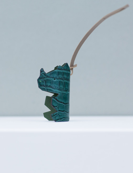 Mr Nono Bag Charm by Chance Mystère on curated-crowd.com