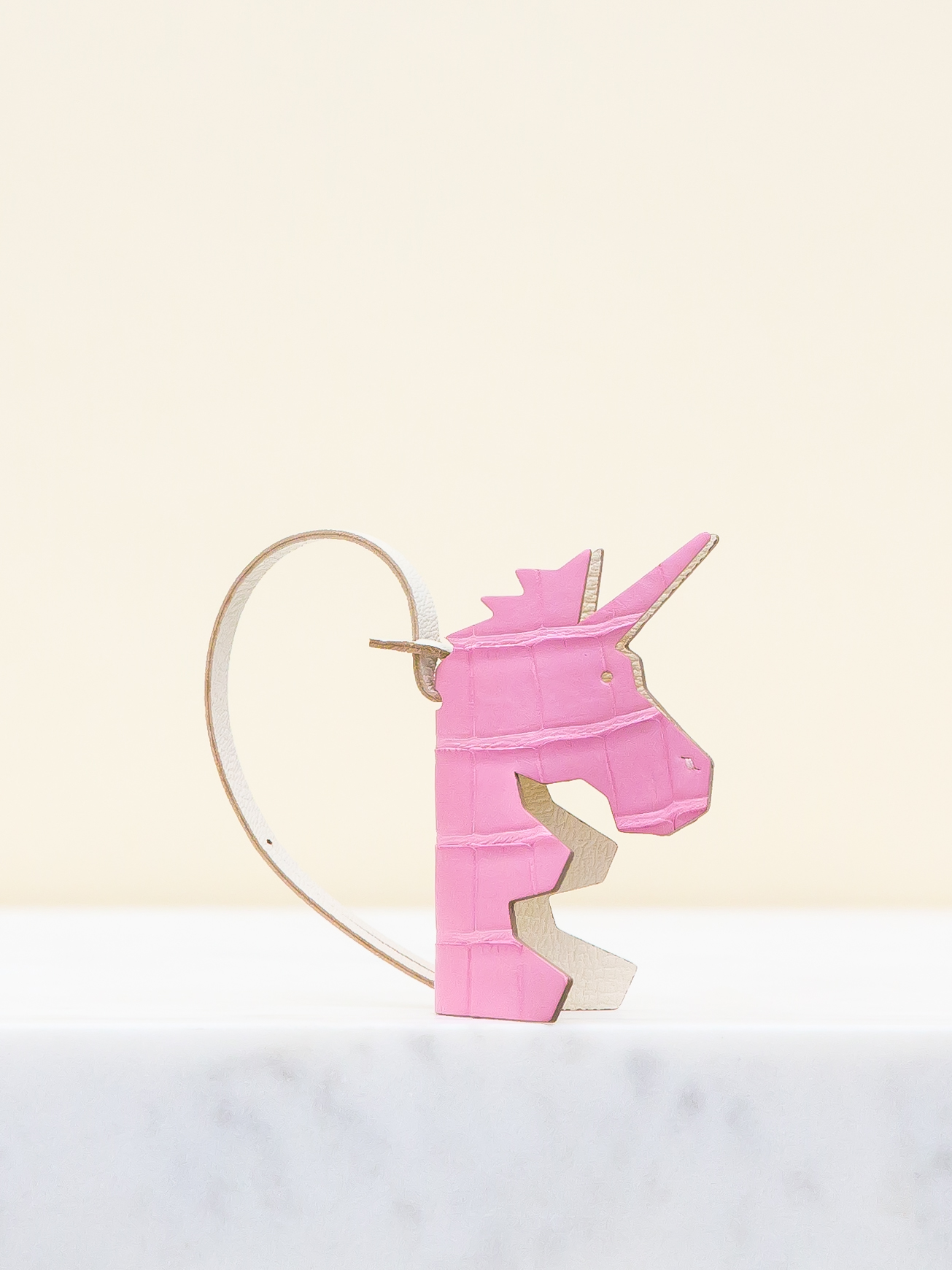 Magique Bag Charm - Pink by Chance Mystère on curated-crowd.com