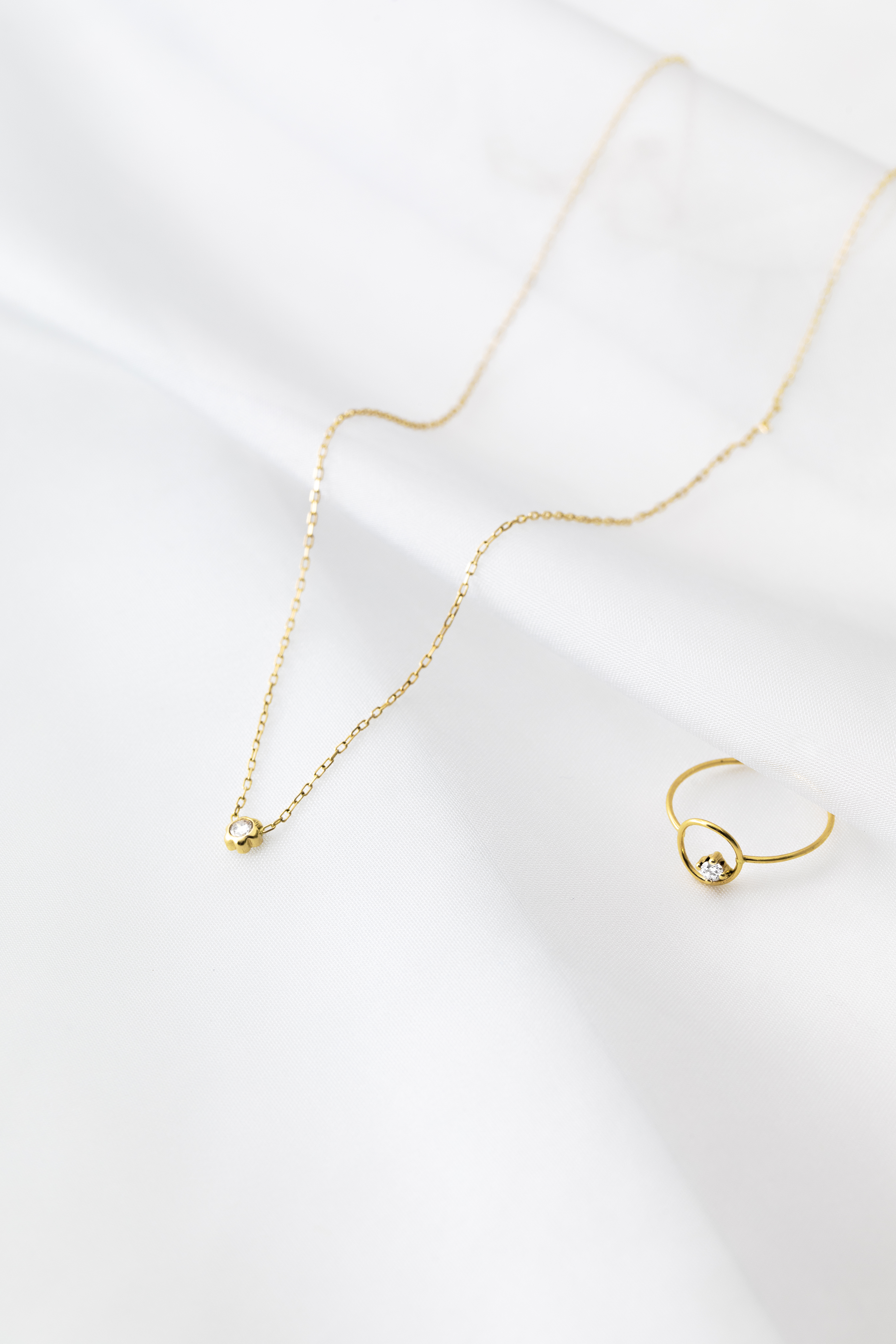 Rose Necklace by N-UE Fine Jewellery on curated-crowd.com