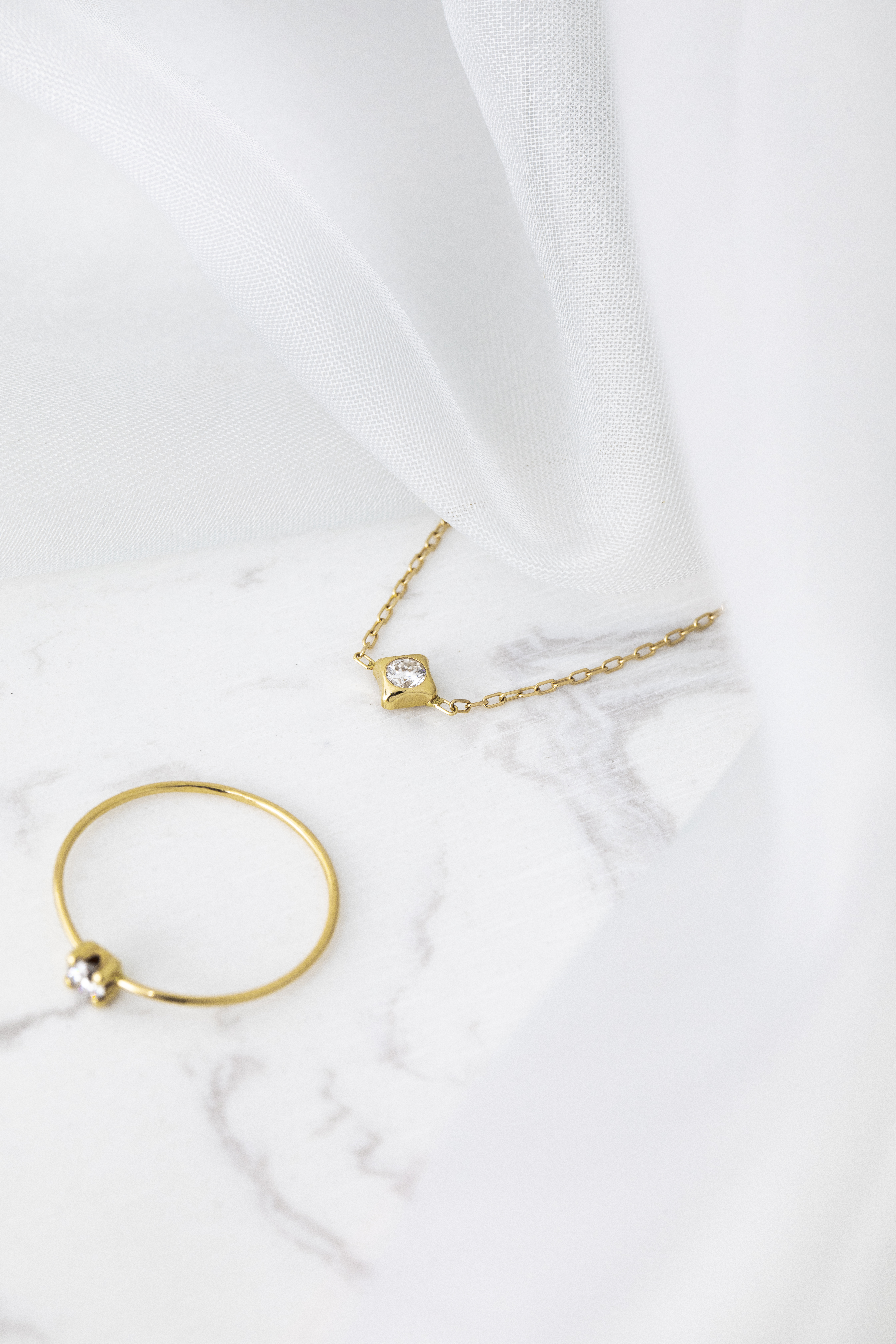 Peach Bracelet by N-UE Fine Jewellery on curated-crowd.com